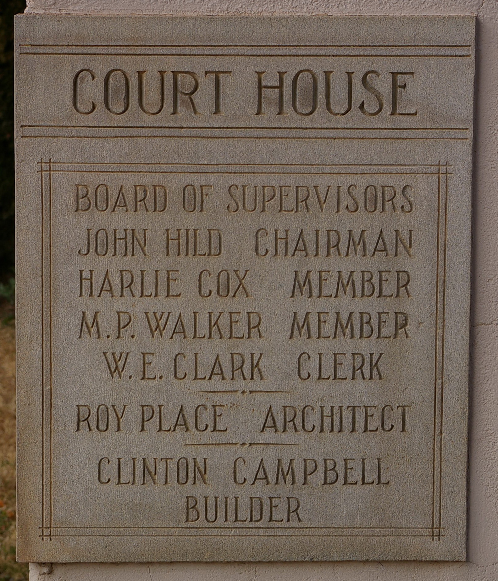 Cochise County Us Courthouses