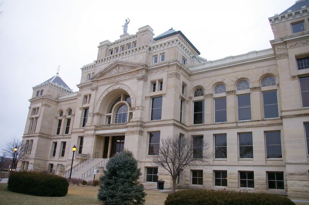 Sedgwick County Us Courthouses