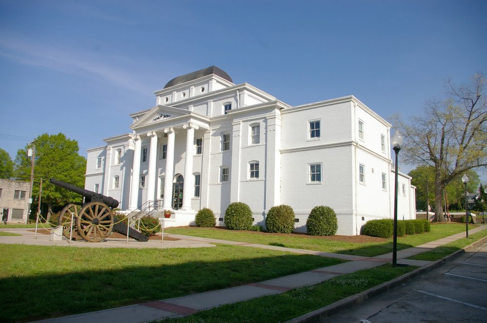 Wilkes County Us Courthouses