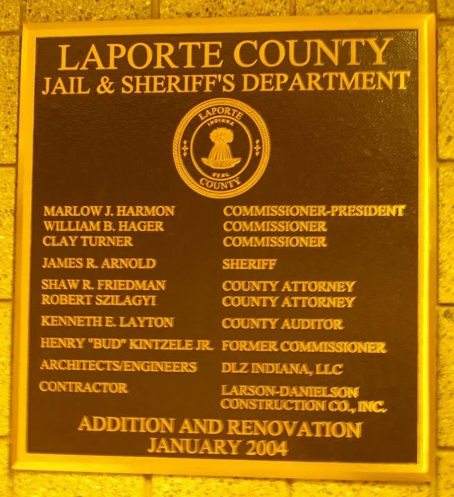 Laporte county us courthouses for Laporte county gov
