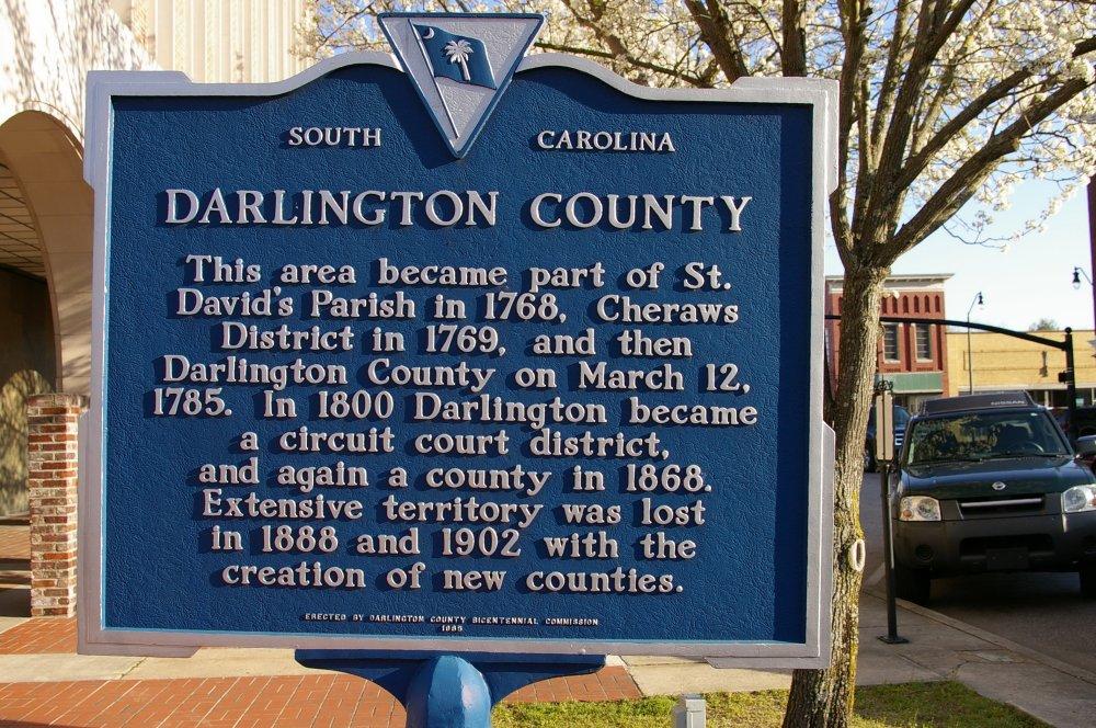 Darlington County | US Courthouses