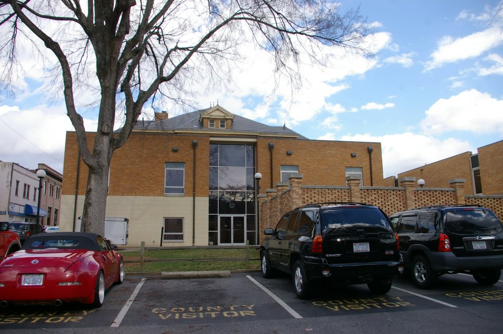 Iredell County Us Courthouses