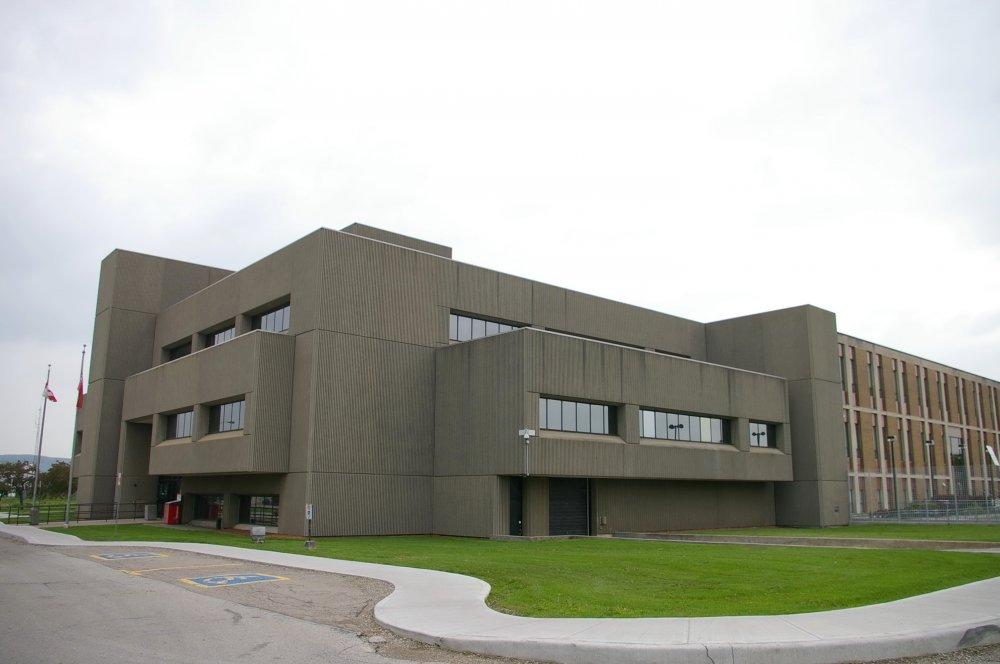 Halton County Us Courthouses
