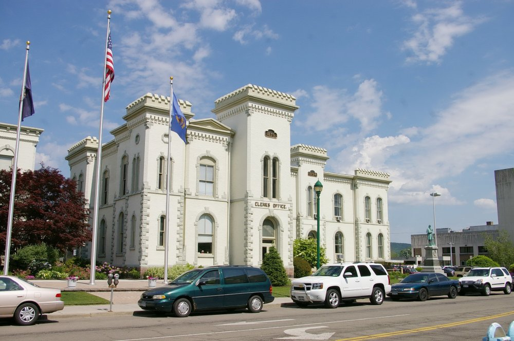 Chemung County | US Courthouses