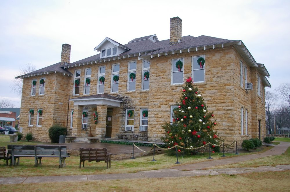 Stone County Us Courthouses