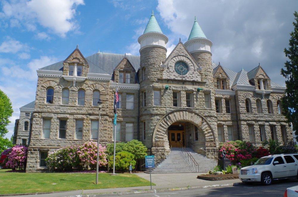 Thurston County Us Courthouses