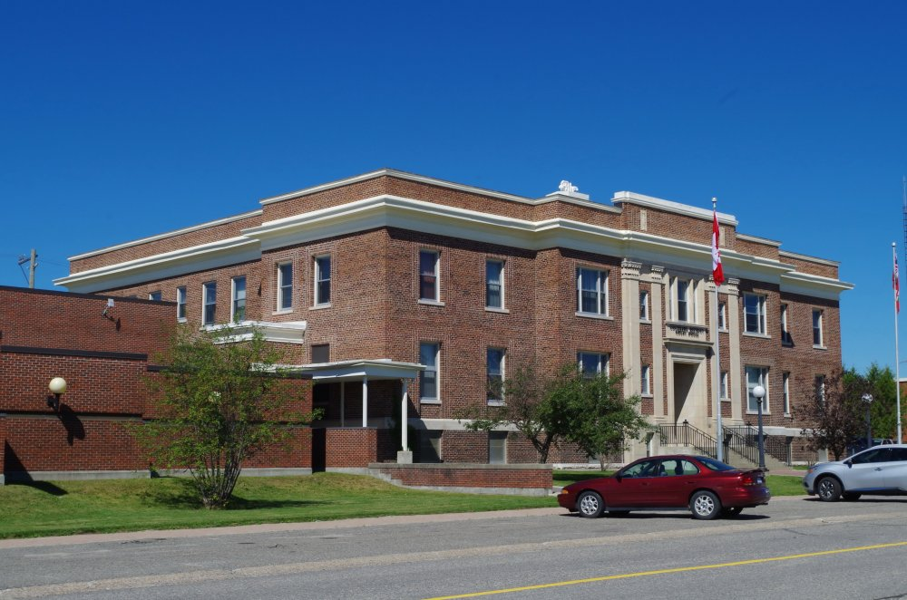 Cochrane District Us Courthouses