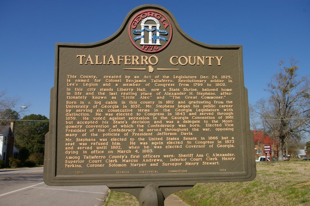 Taliaferro County Us Courthouses