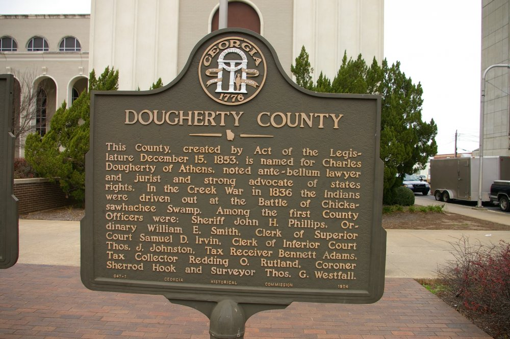 Dougherty County Us Courthouses