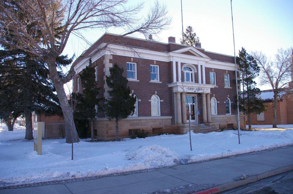 San Juan County Us Courthouses