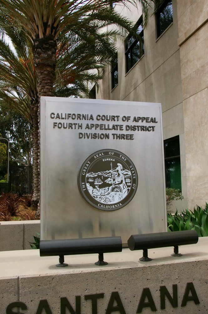 District Court Of Appeal Santa Ana Us Courthouses