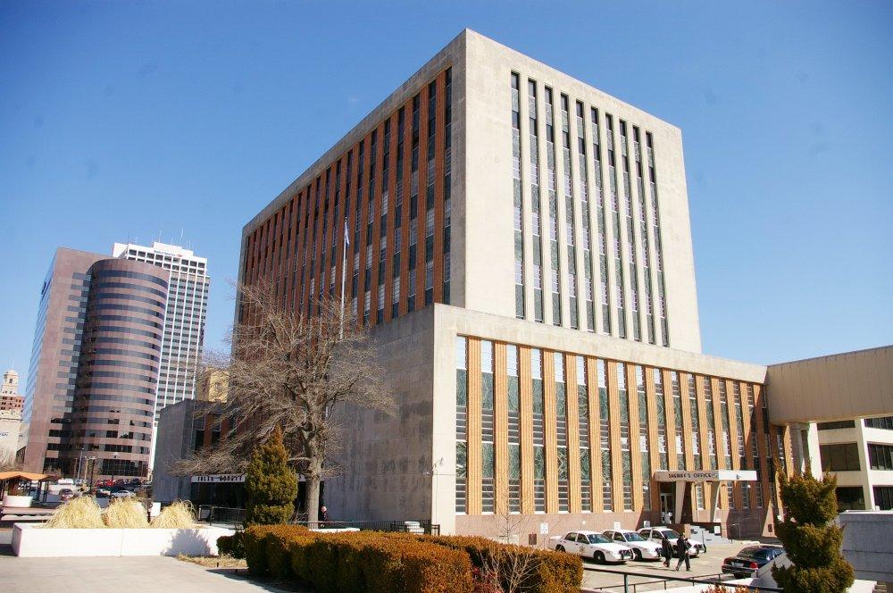 Tulsa County Us Courthouses
