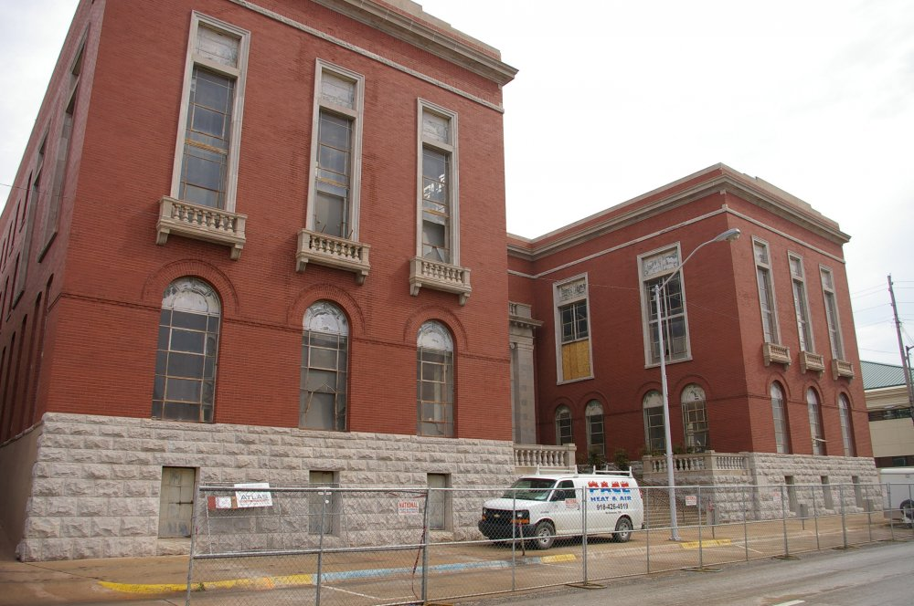 Pittsburg County Us Courthouses