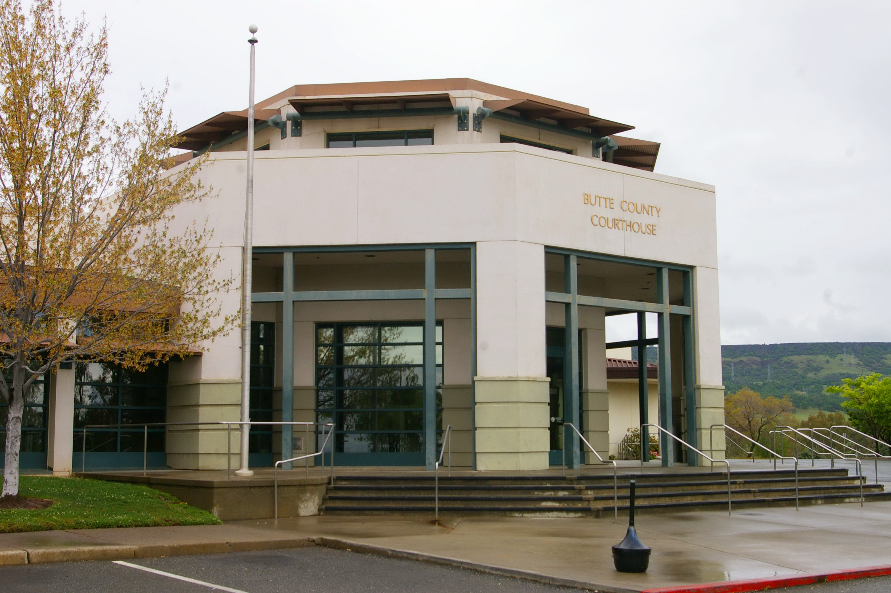 Butte County Us Courthouses