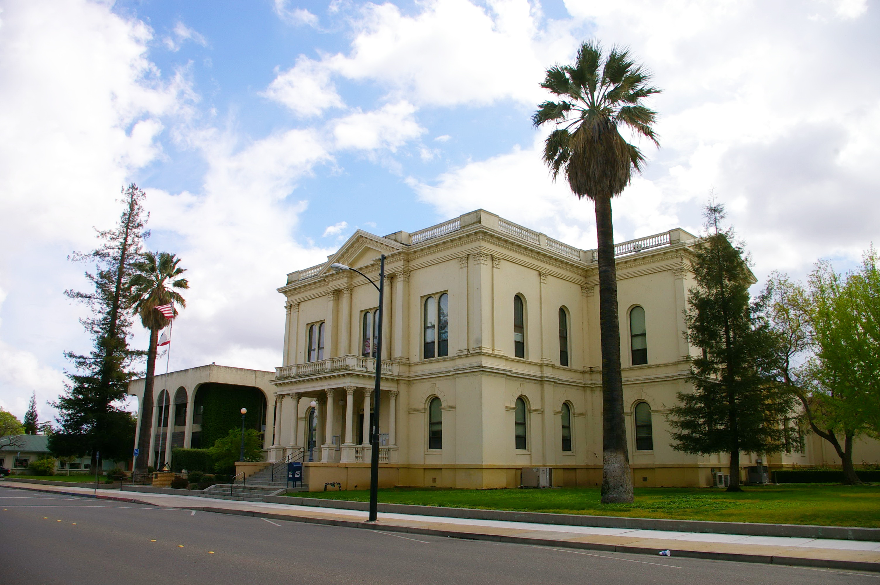 Glenn County Us Courthouses