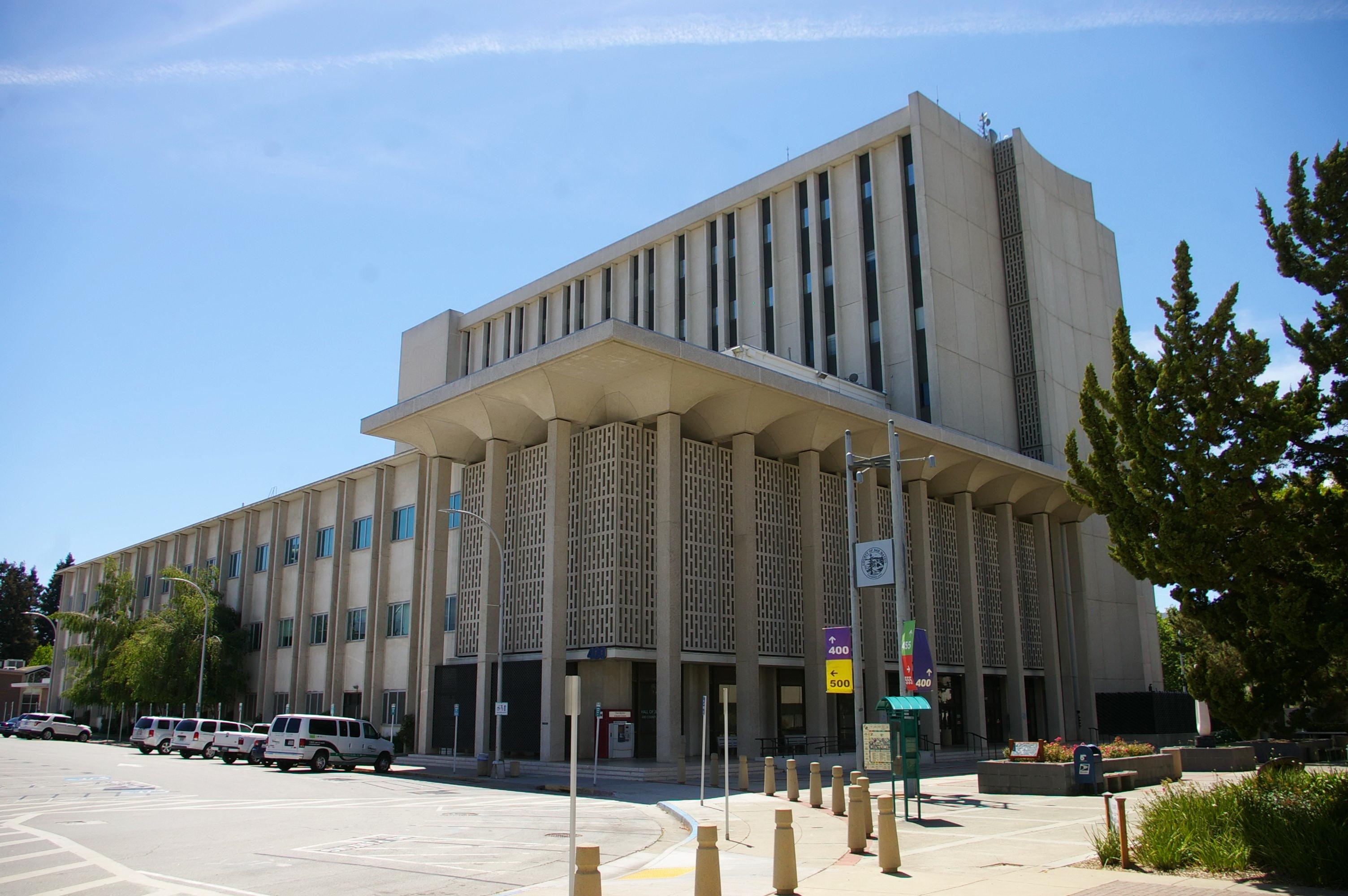 San Mateo County Us Courthouses