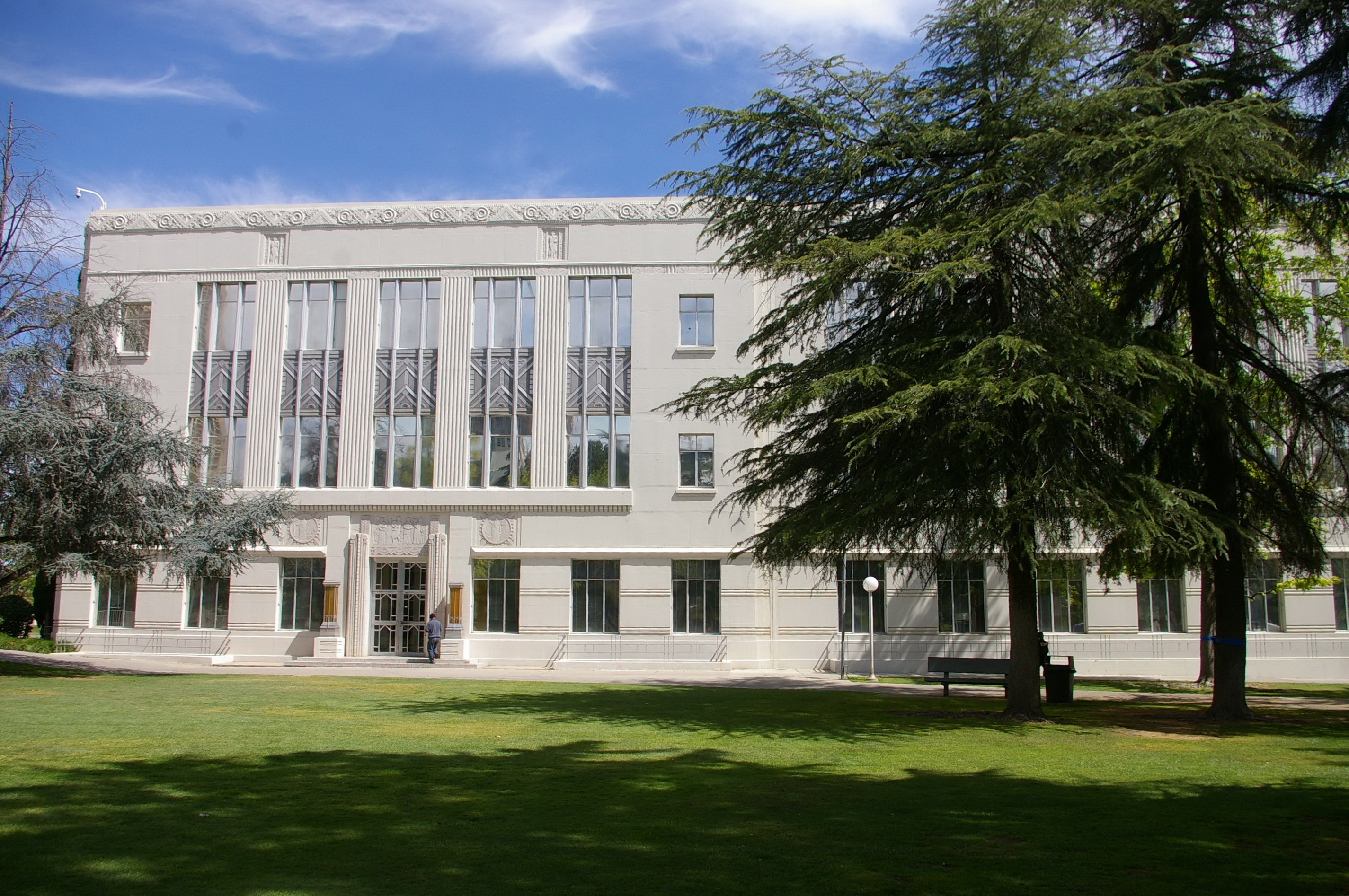 Fresno County Us Courthouses