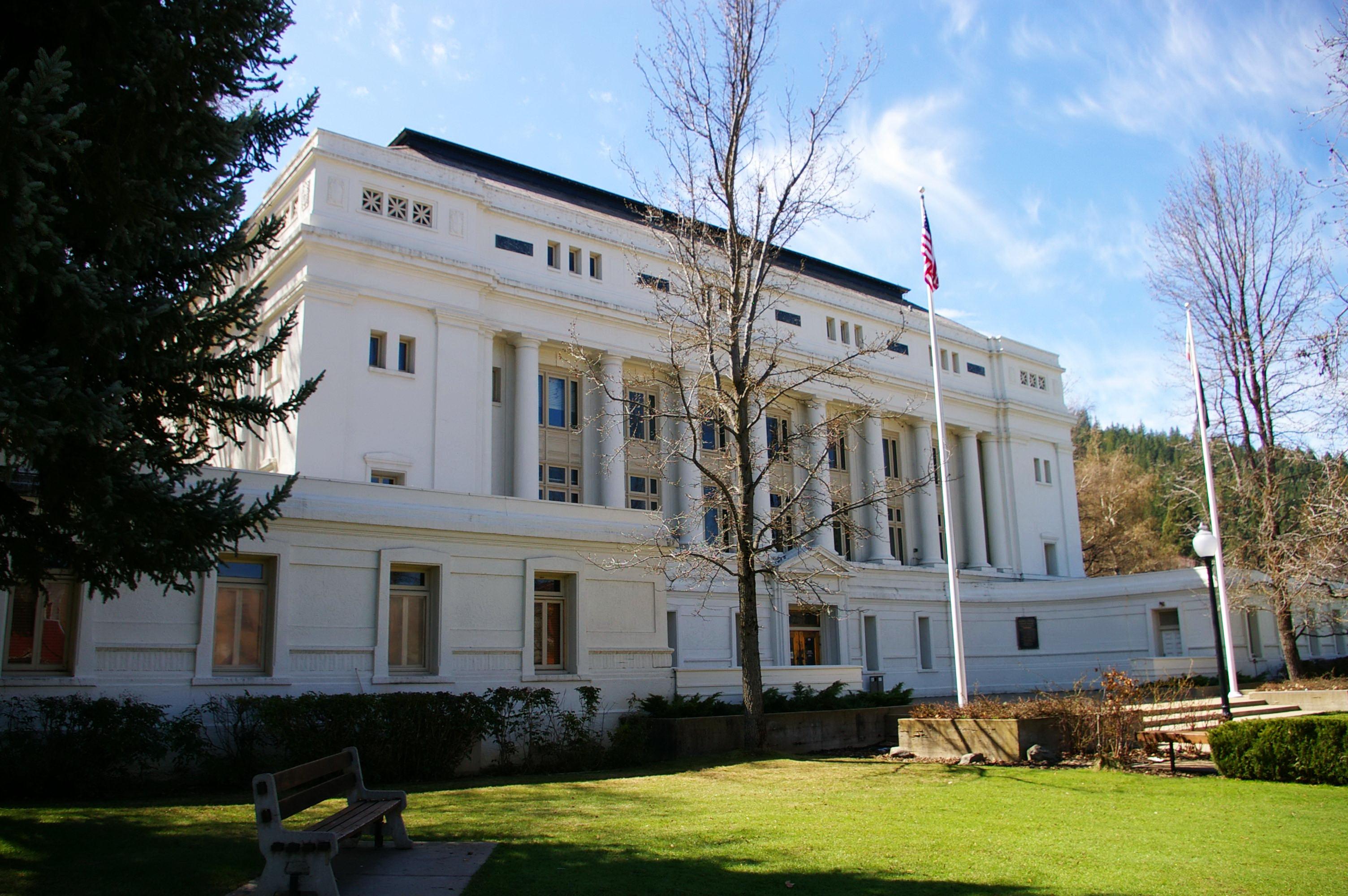 Plumas County Us Courthouses