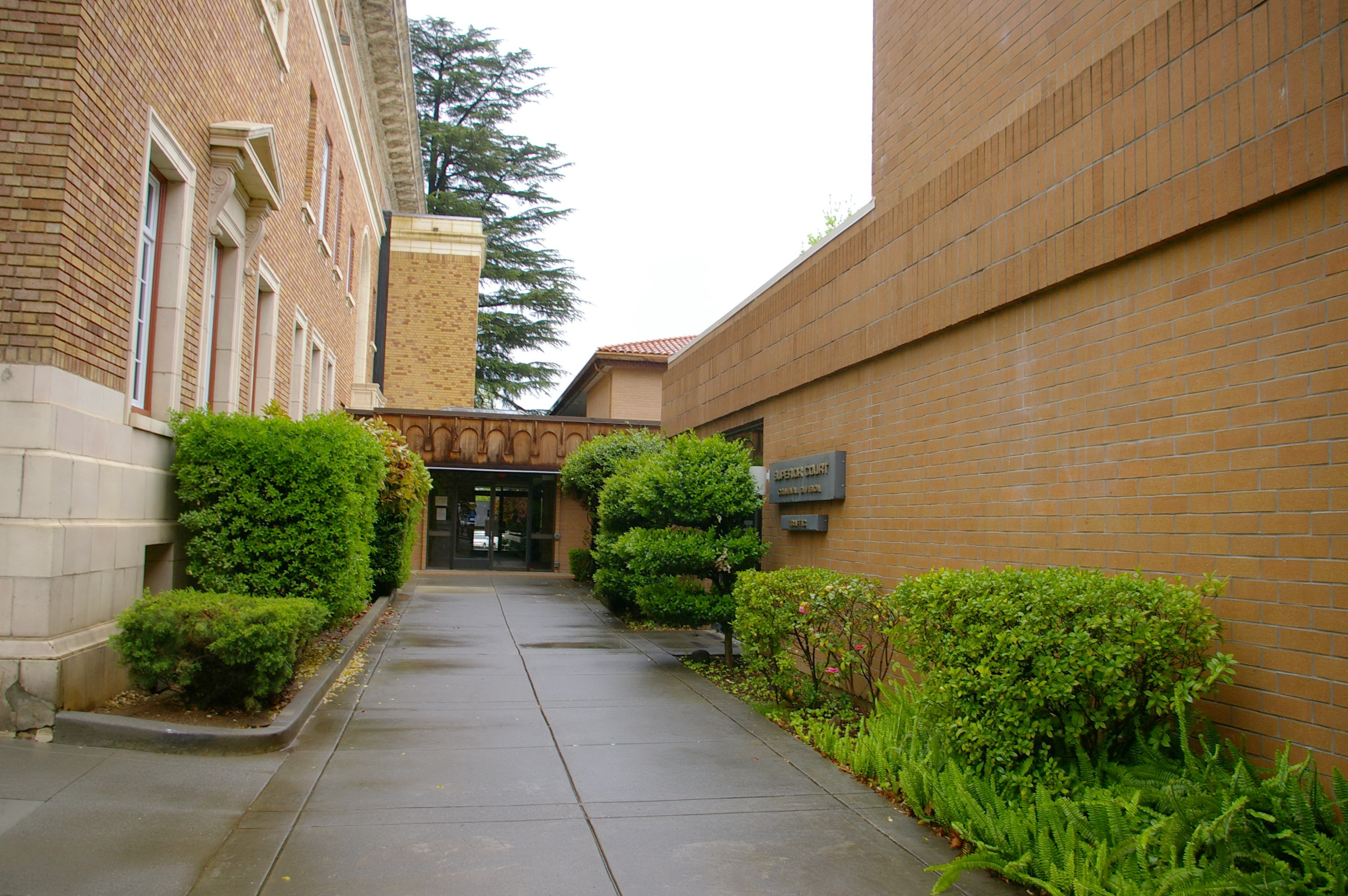 Tehama County Us Courthouses