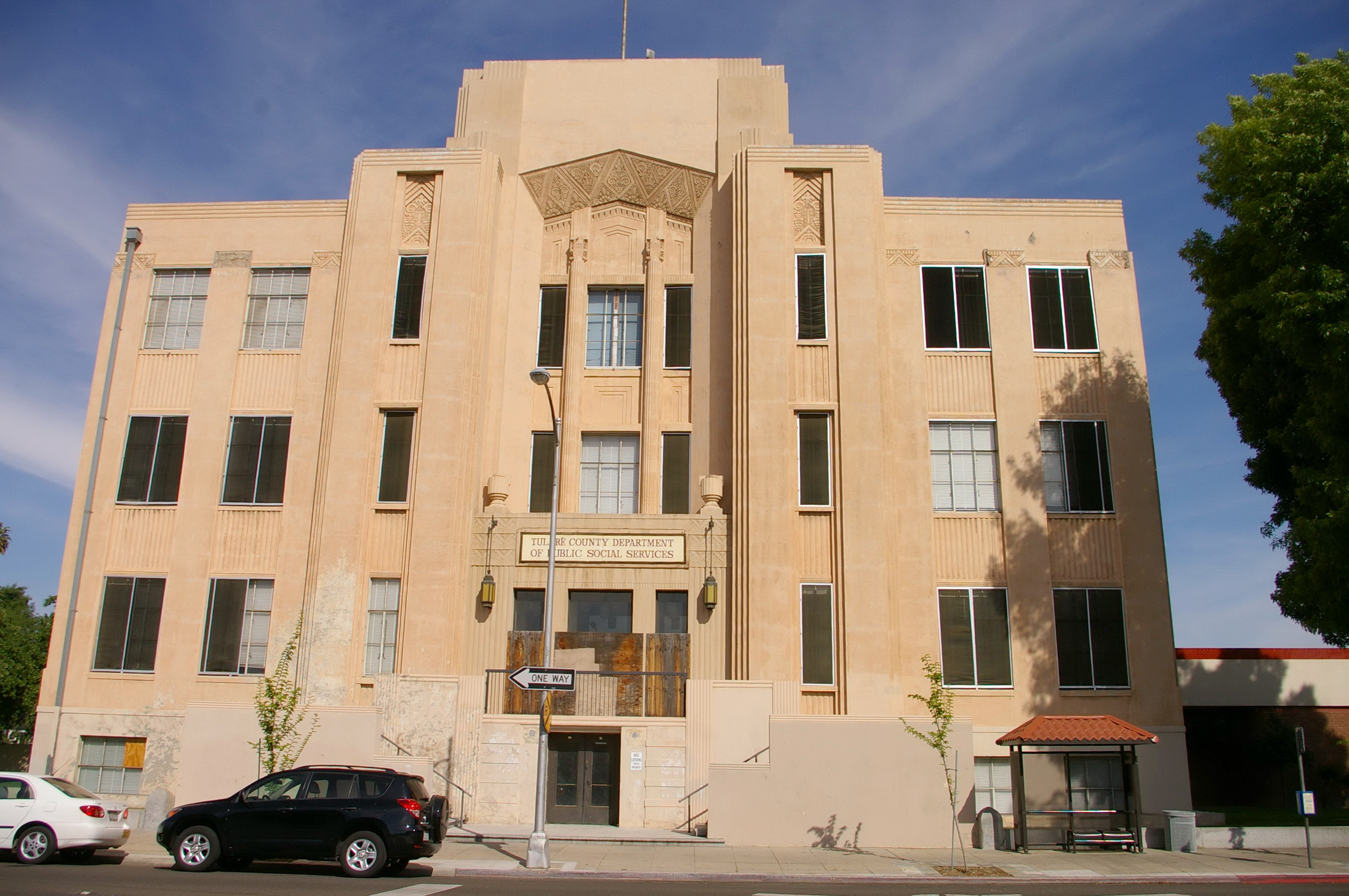Tulare County Us Courthouses