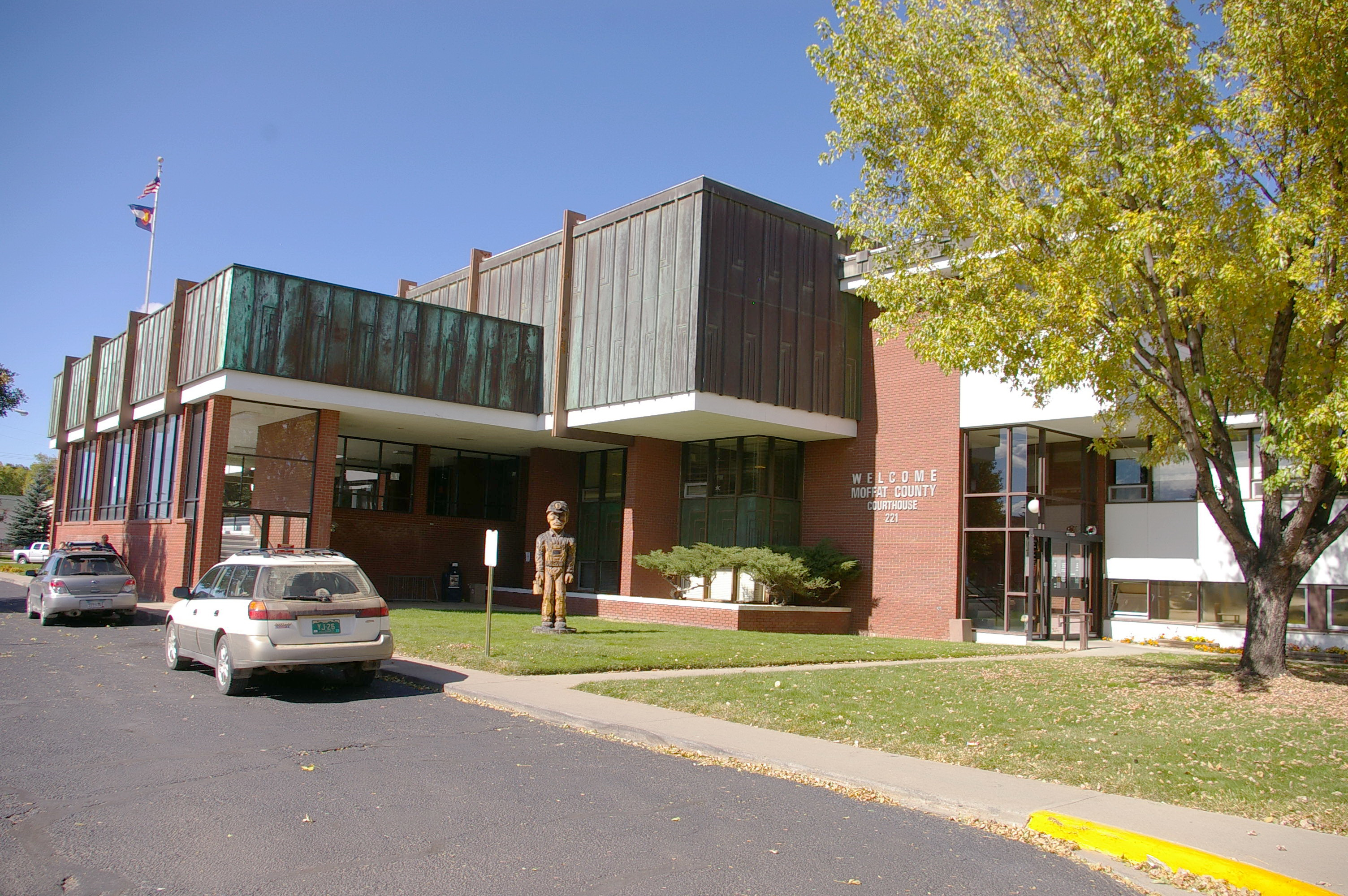 Moffat County Us Courthouses