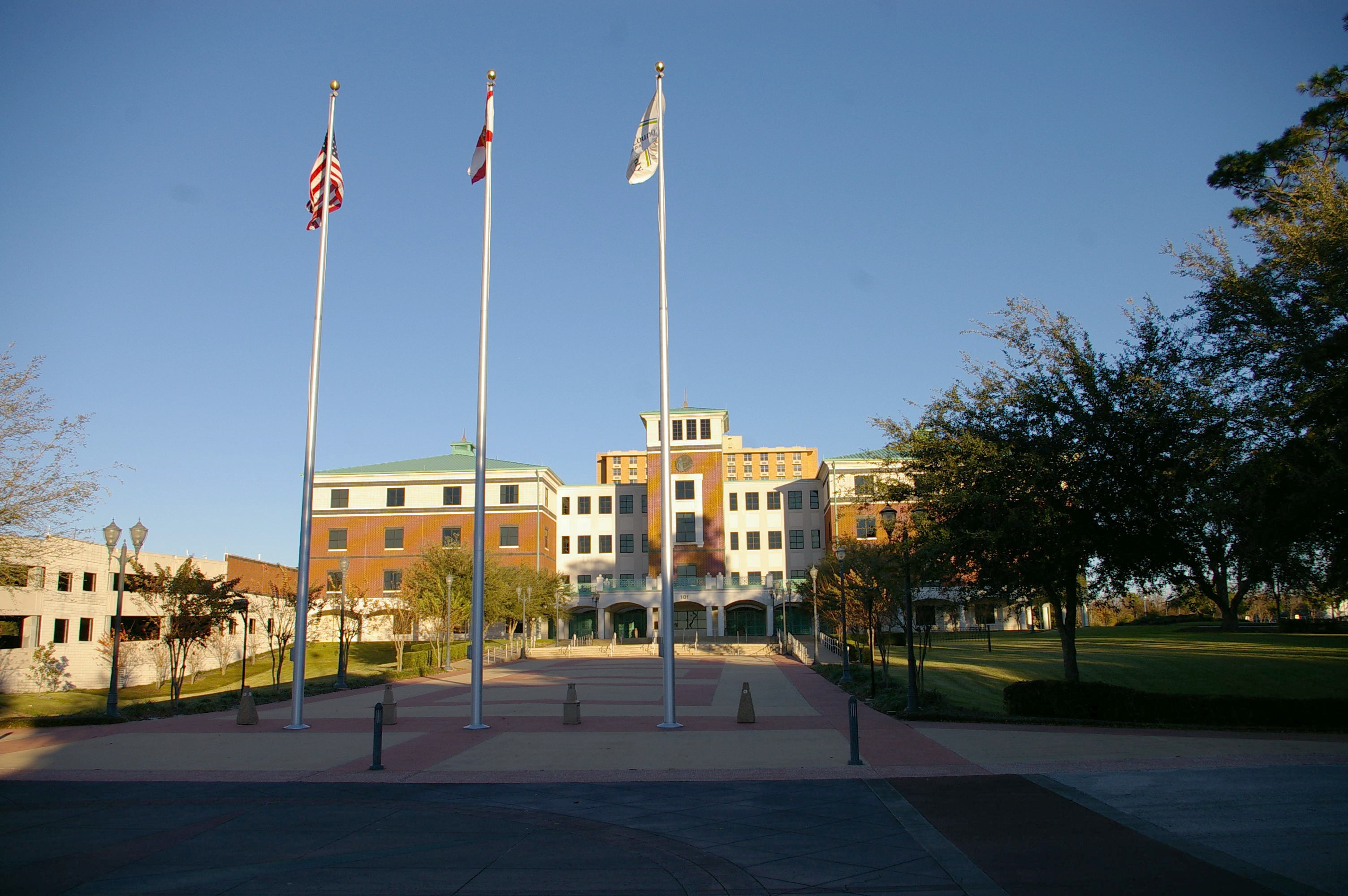 Volusia County Us Courthouses