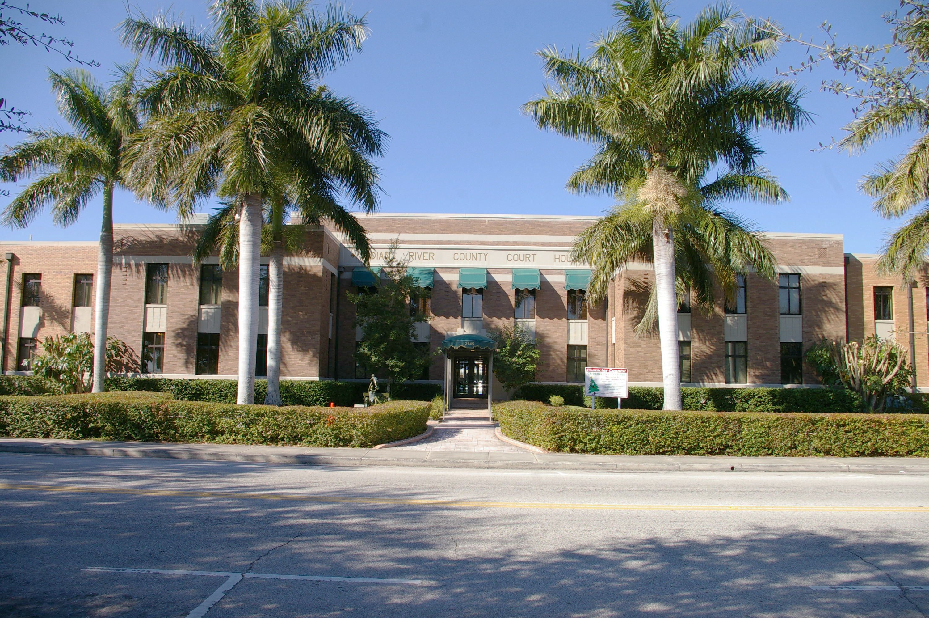 Indian River County Us Courthouses