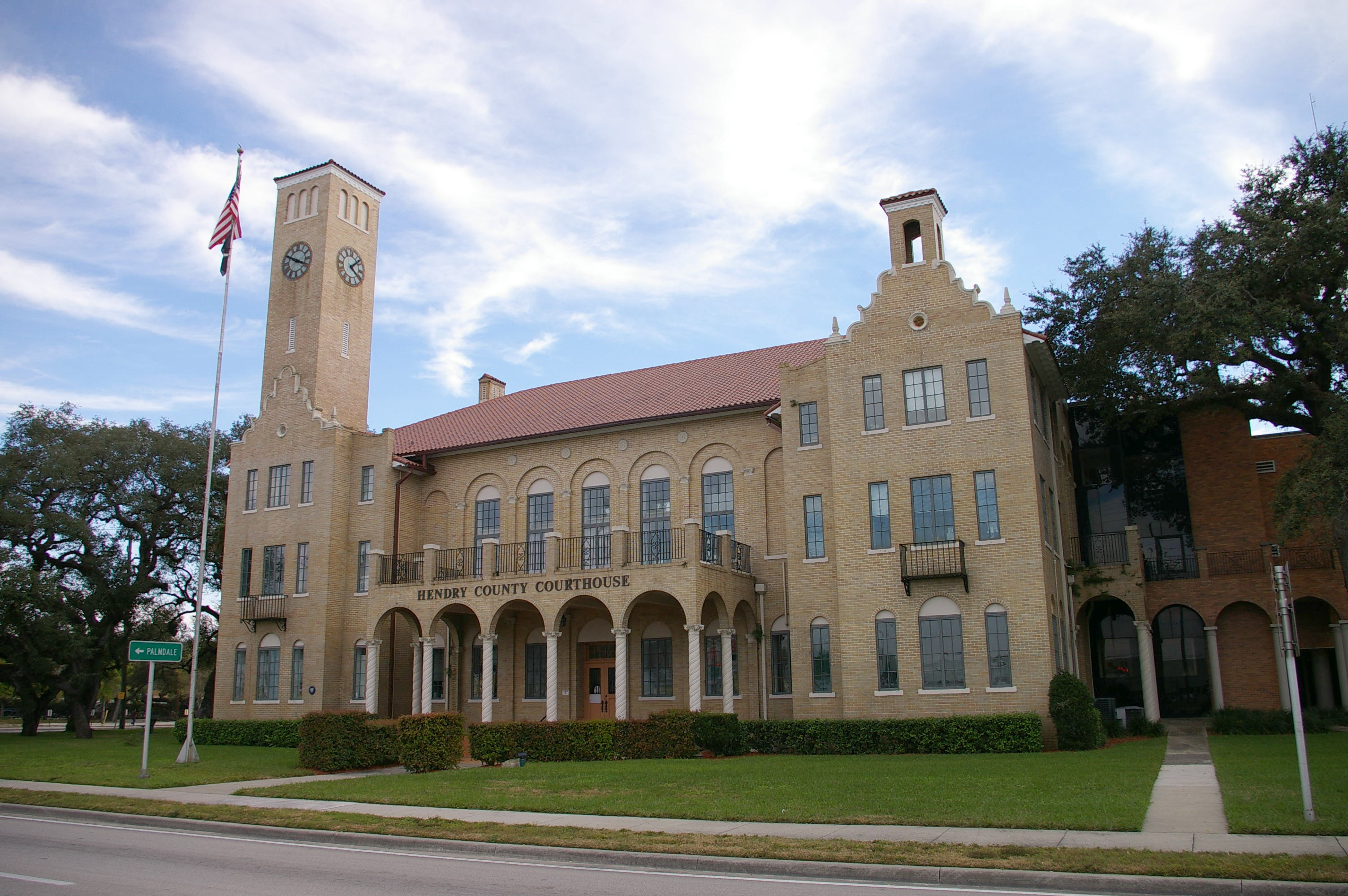 Hendry County Us Courthouses