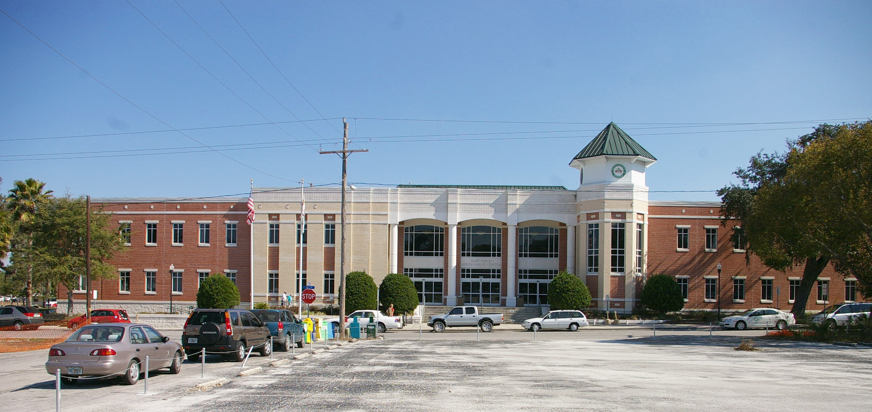 Pasco County Us Courthouses
