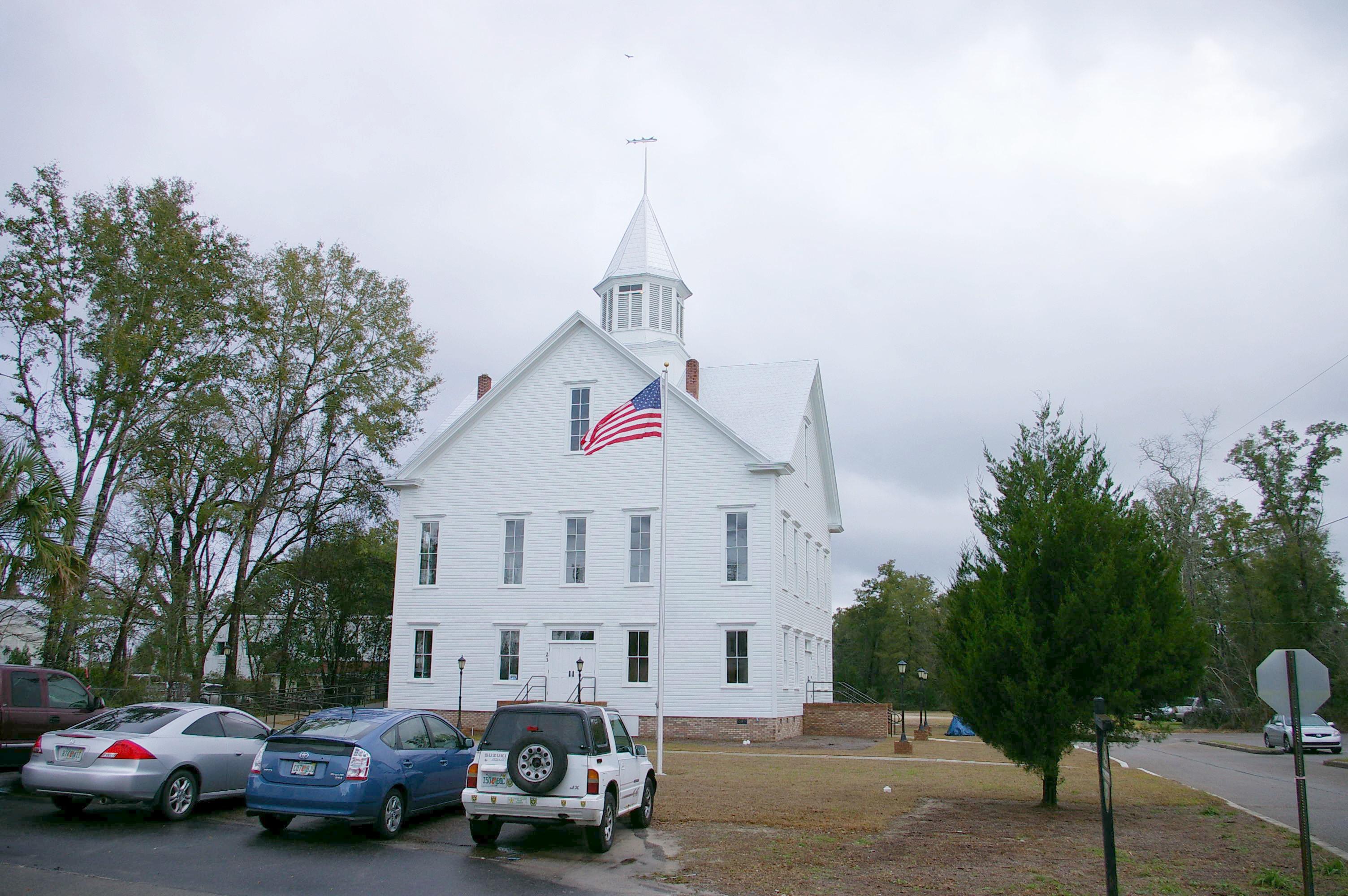 Wakulla County Us Courthouses