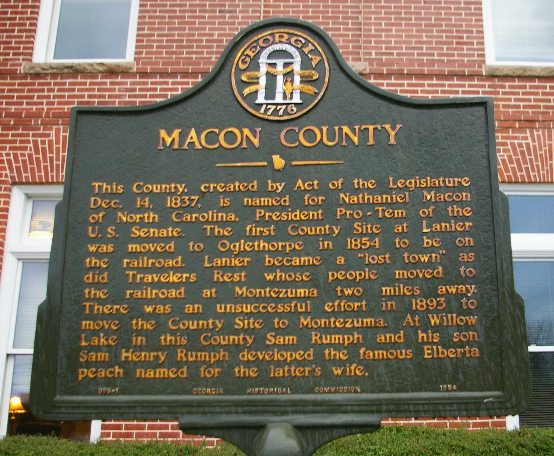 Macon County Us Courthouses