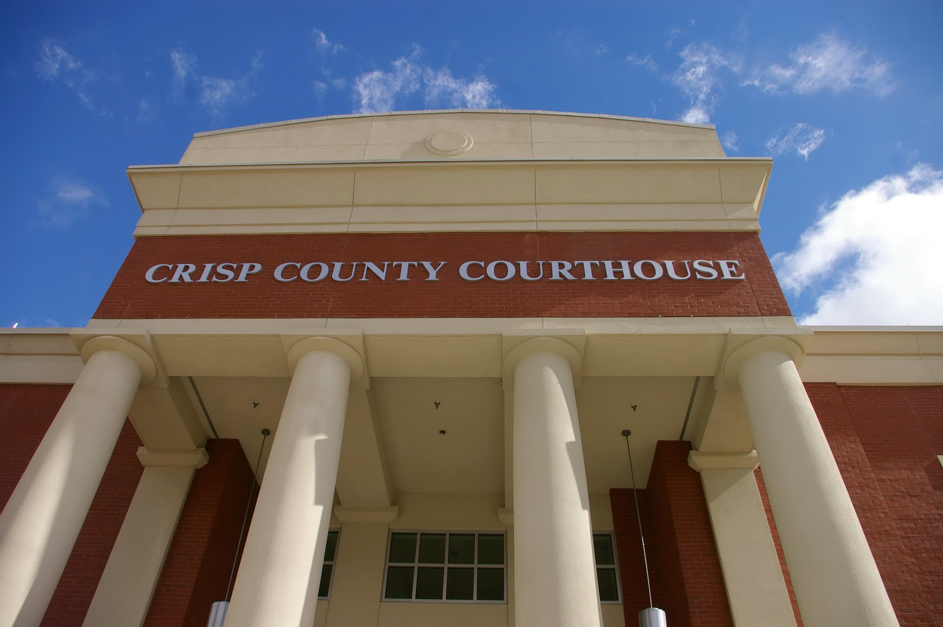 Crisp County Us Courthouses