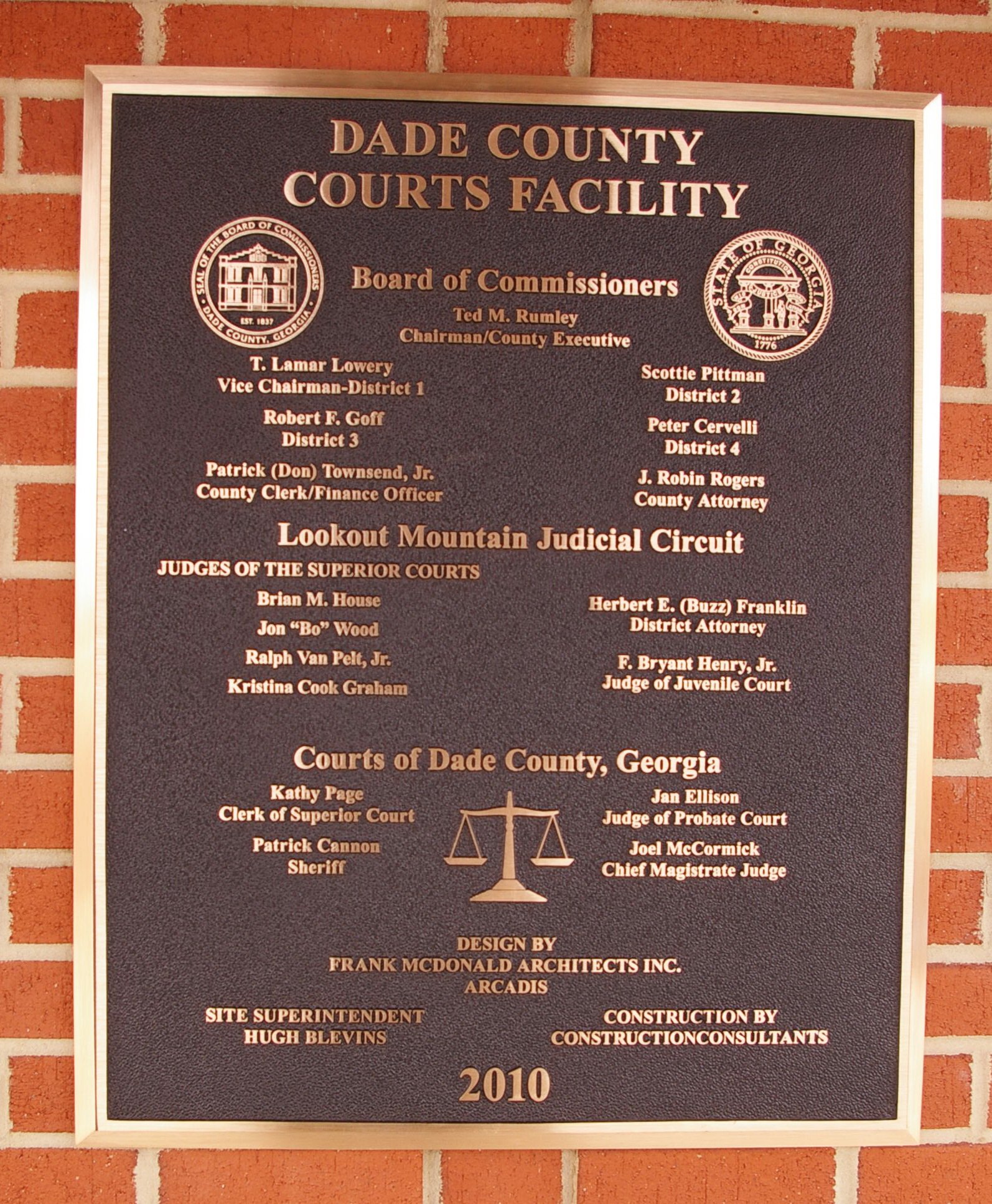 Dade County   US Courthouses