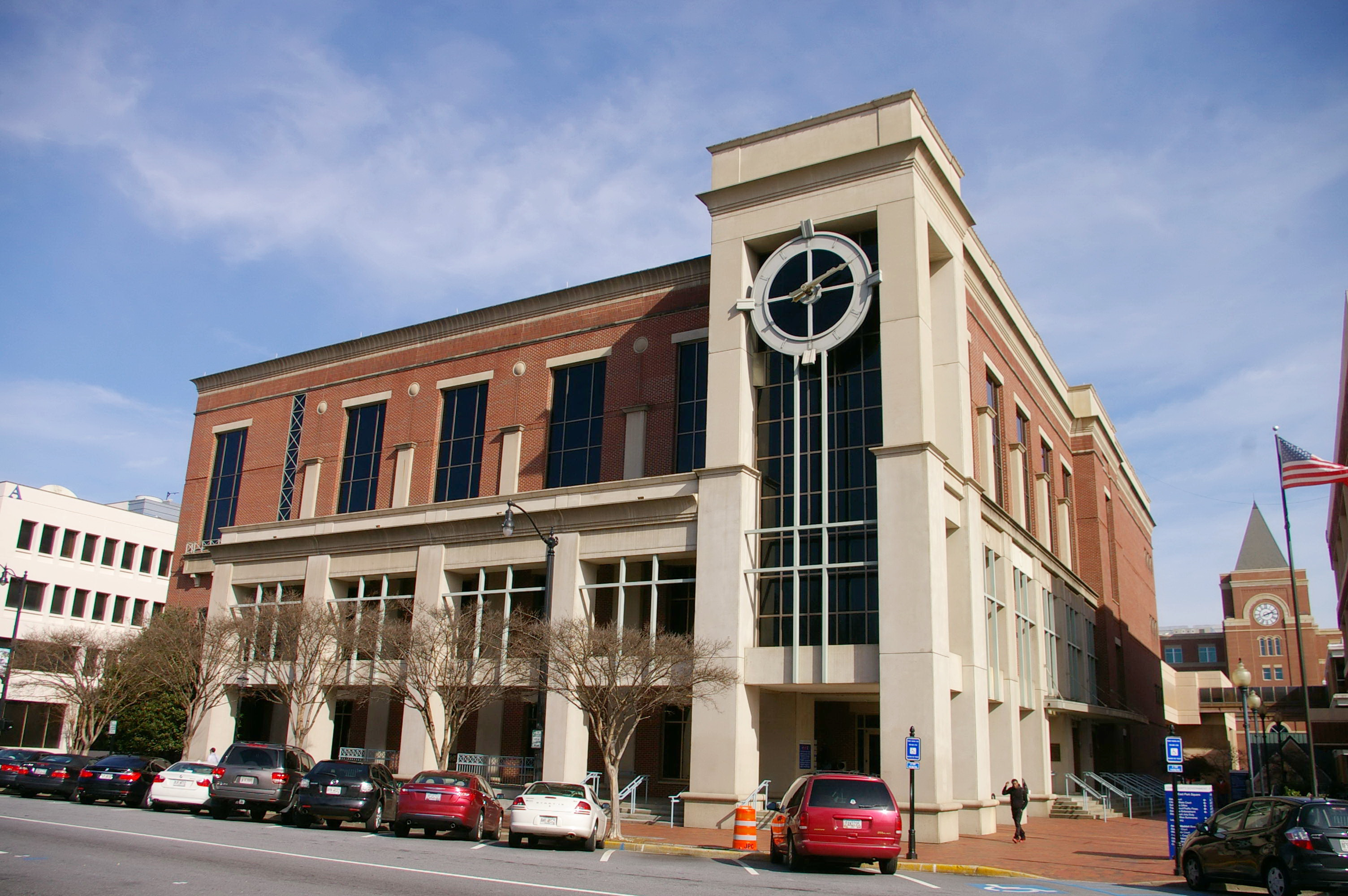 Cobb County   US Courthouses
