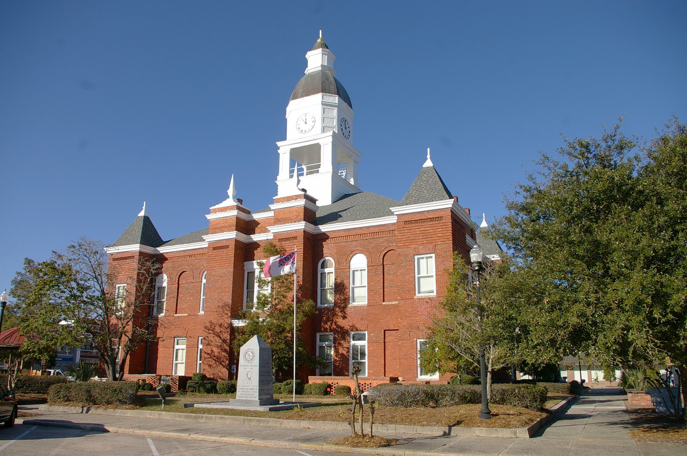 Berrien County Us Courthouses