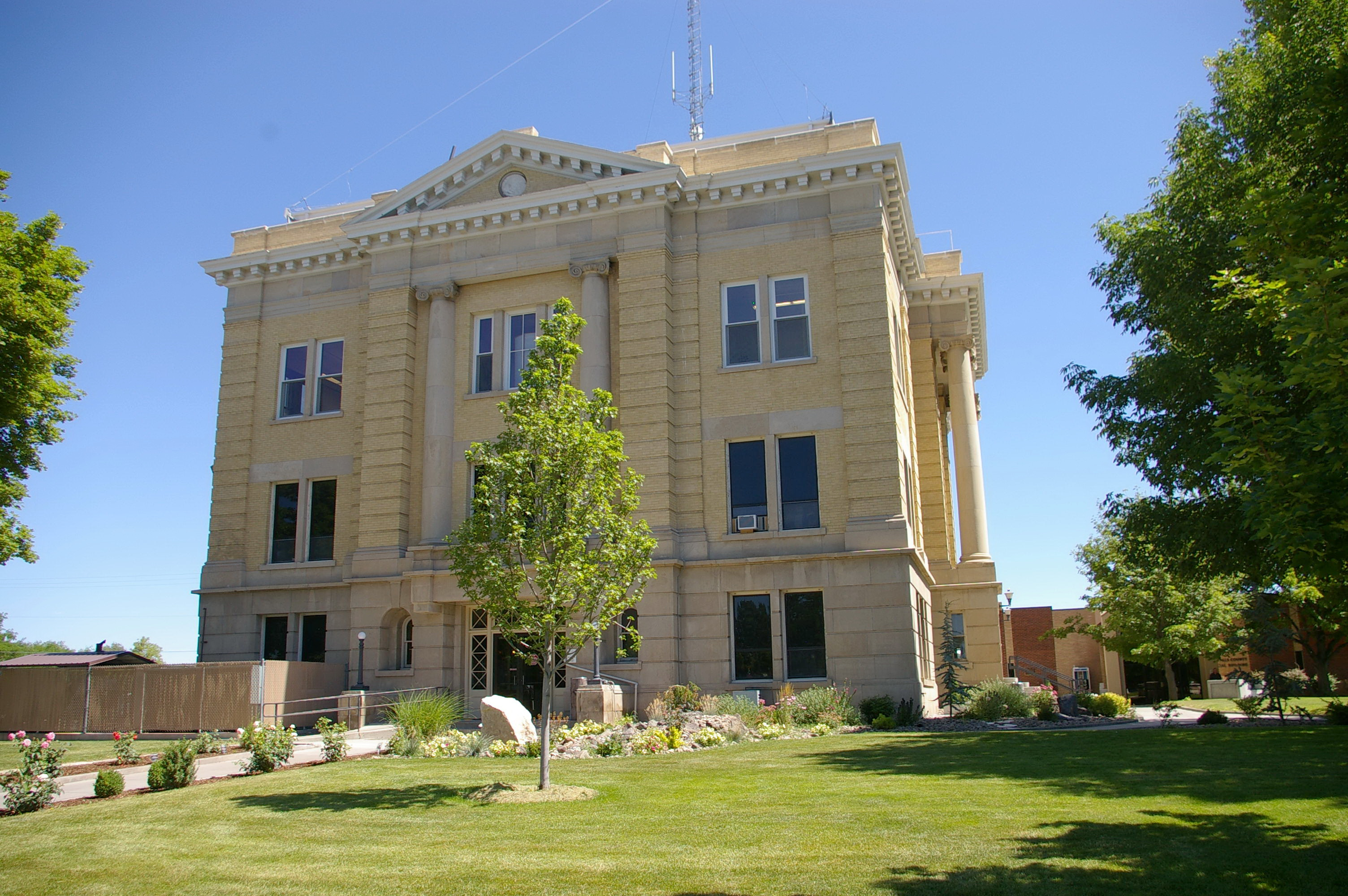 Twin Falls County Us Courthouses