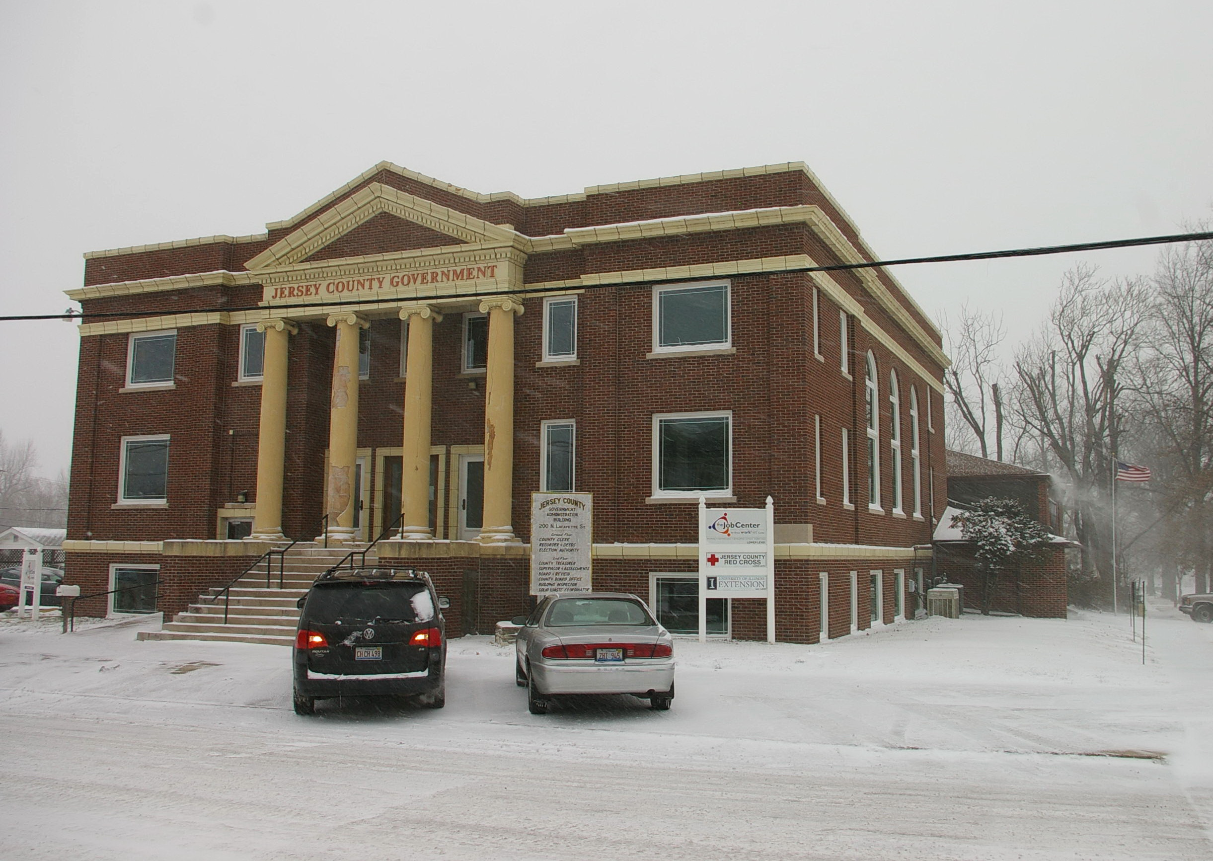 Jersey County Us Courthouses