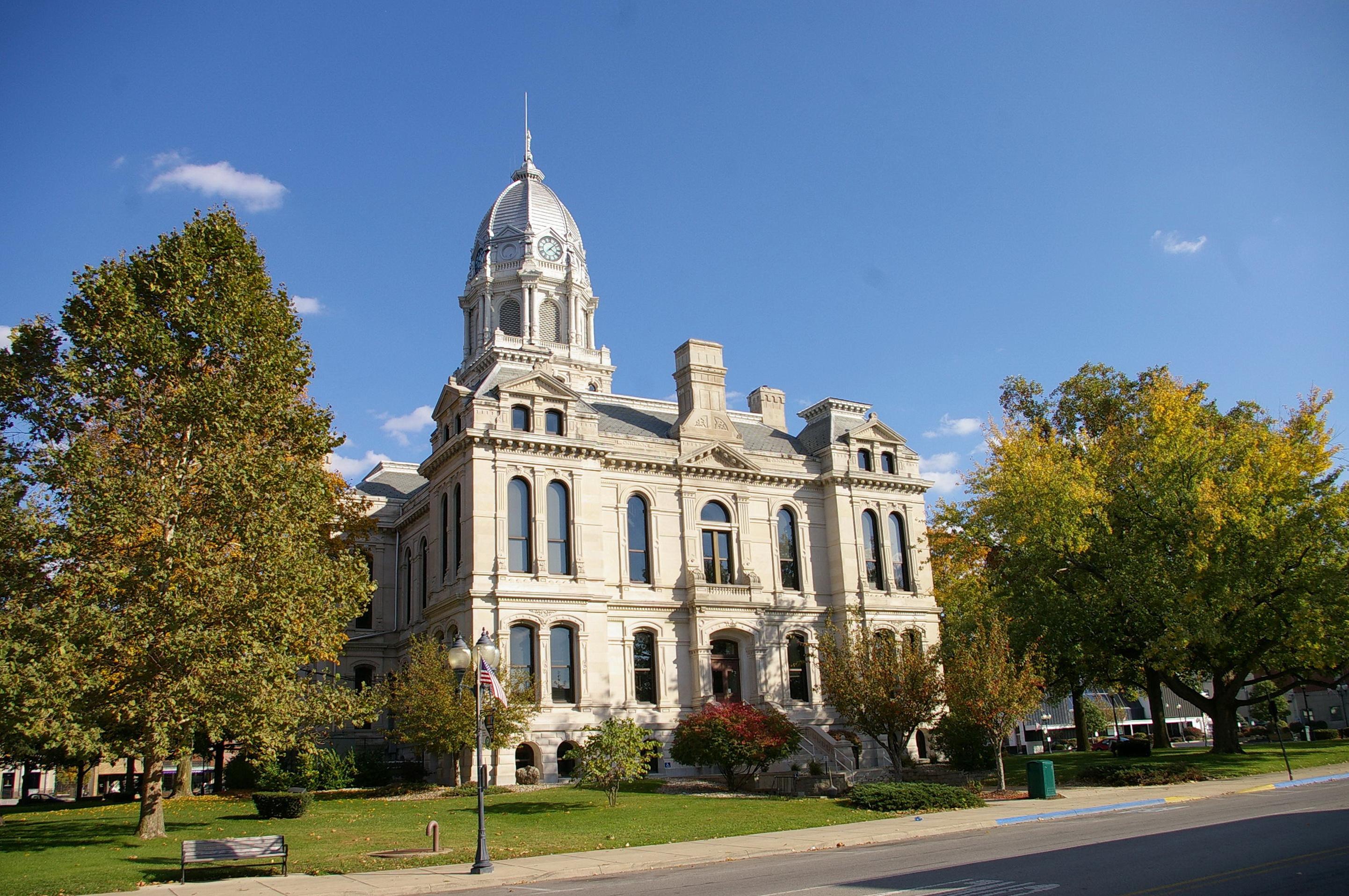Kosciusko County Justice Building