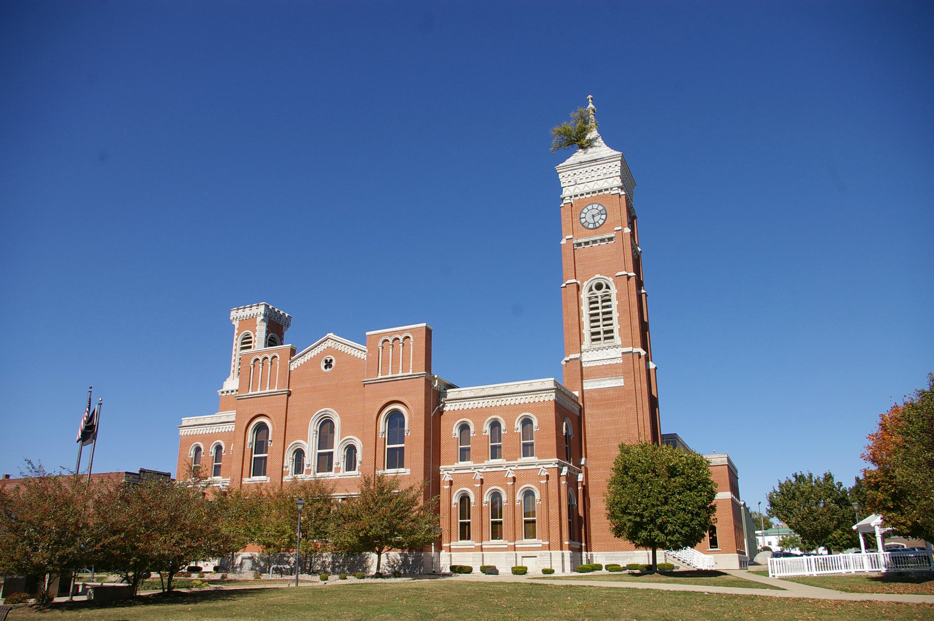 Decatur County Us Courthouses