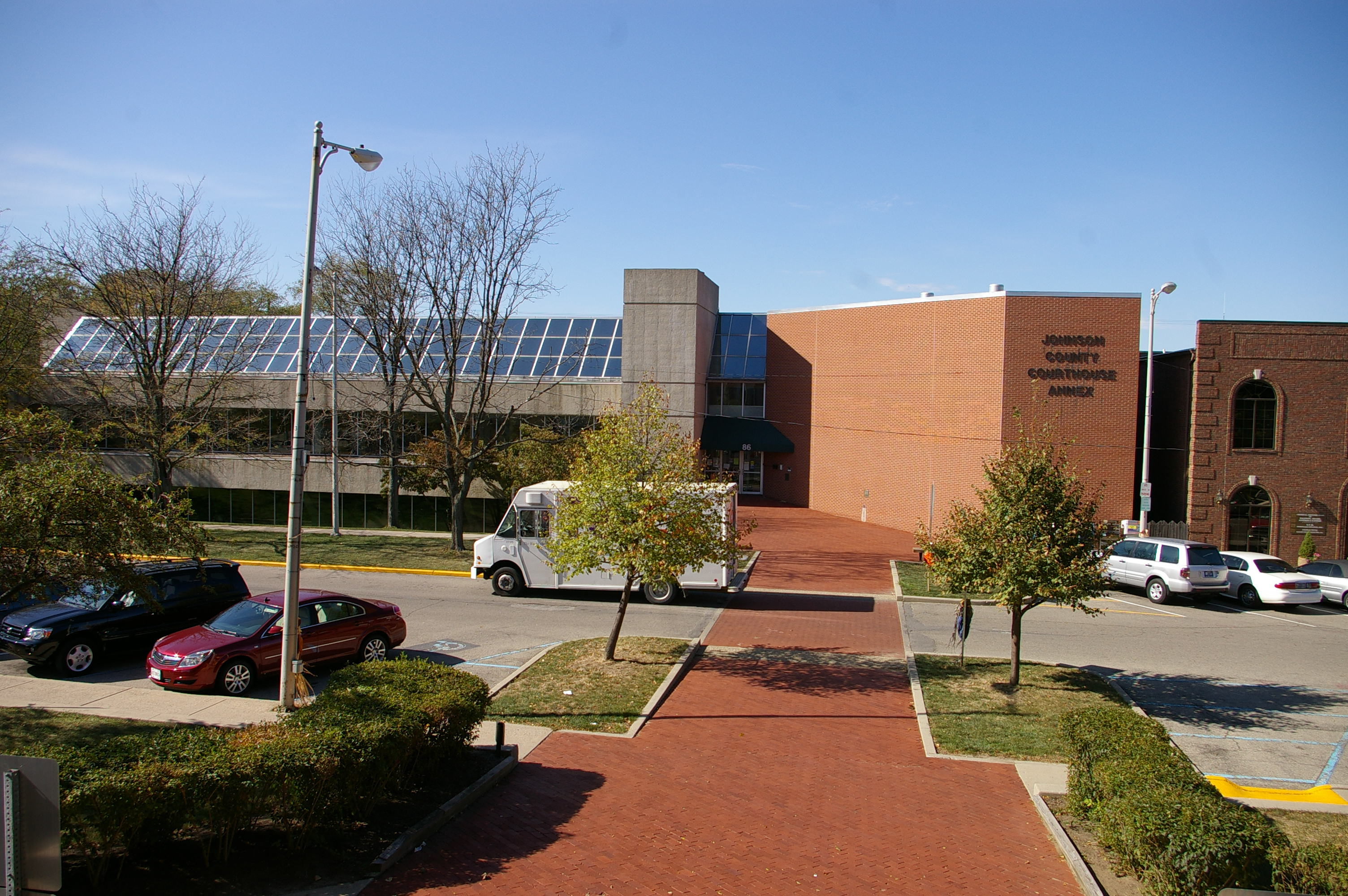 Wayne County Indiana Annex Building
