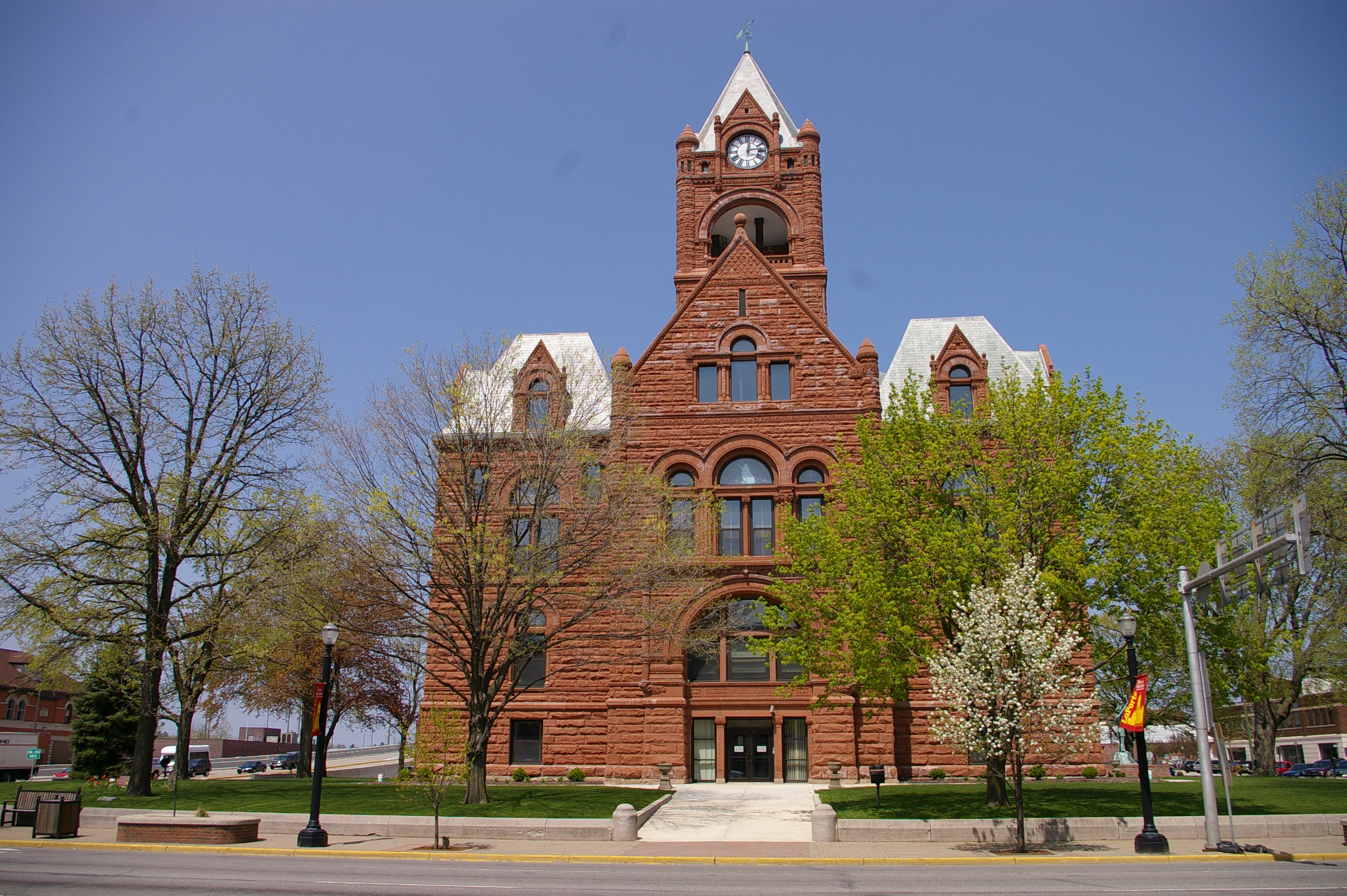 Buildings and structures in laporte county indiana for What county is laporte indiana in