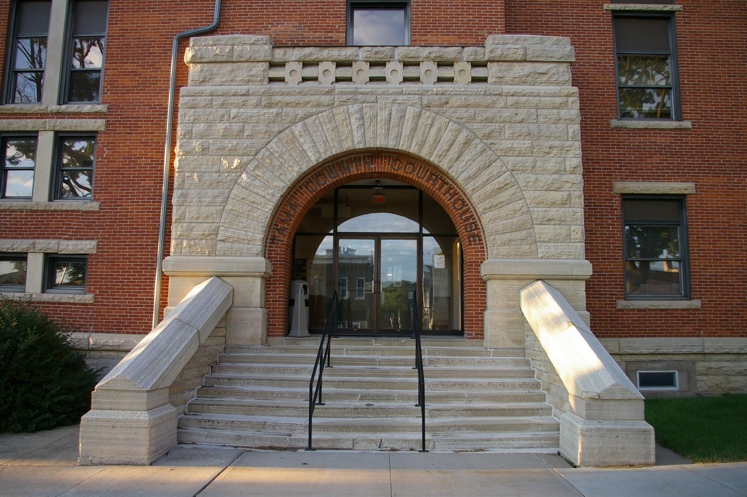 Tama County Us Courthouses