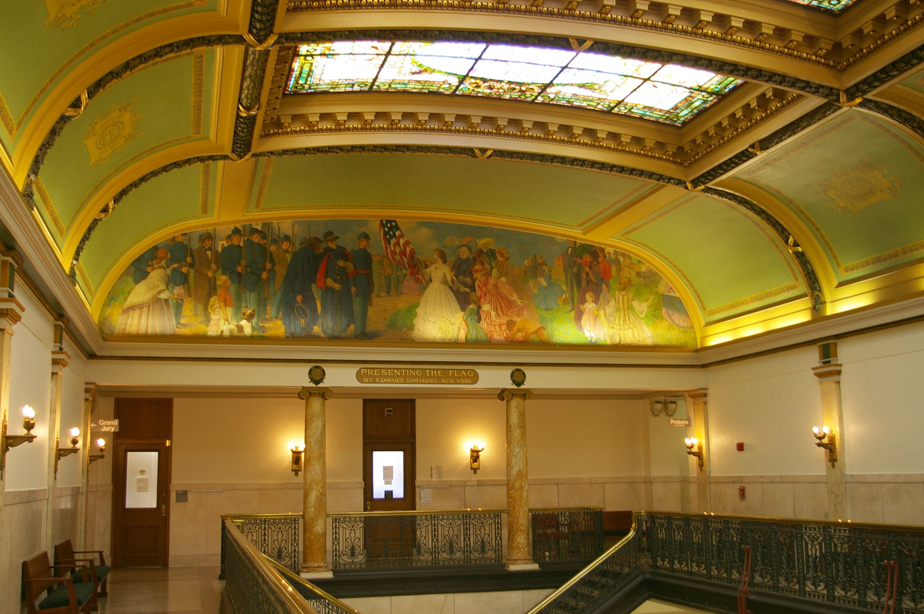 Polk County Us Courthouses
