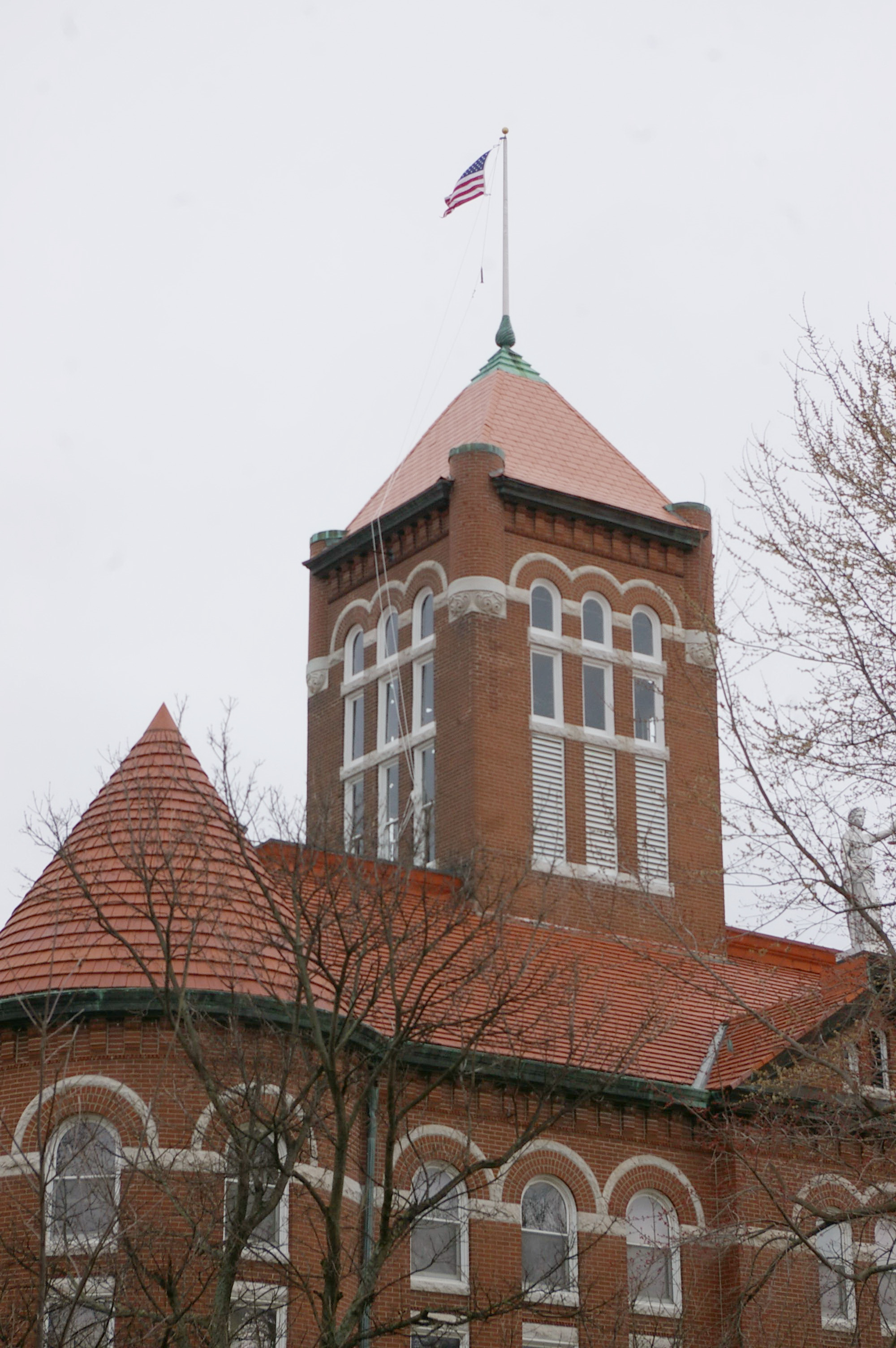 Anderson County Us Courthouses