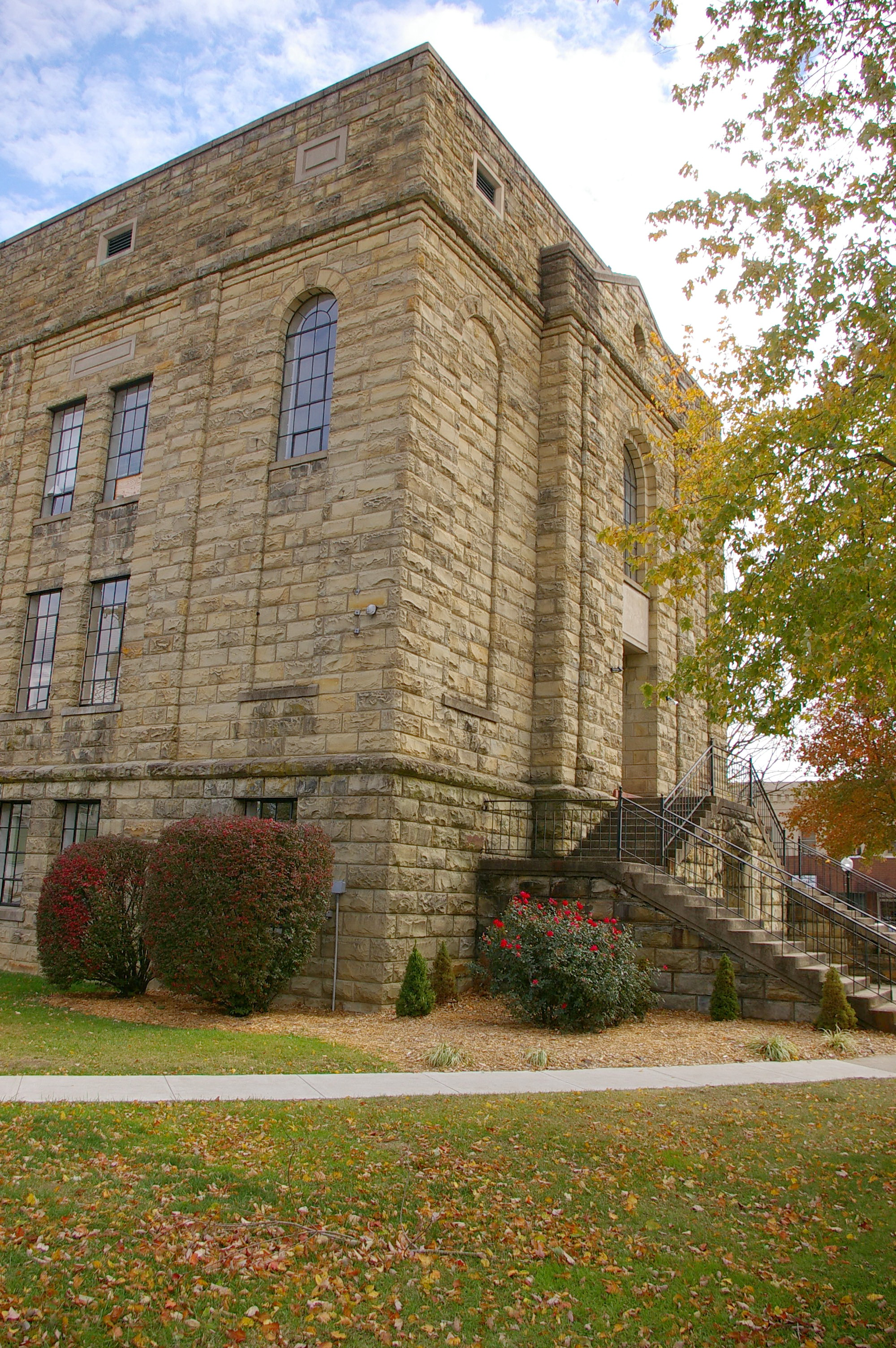 Greenup County Us Courthouses