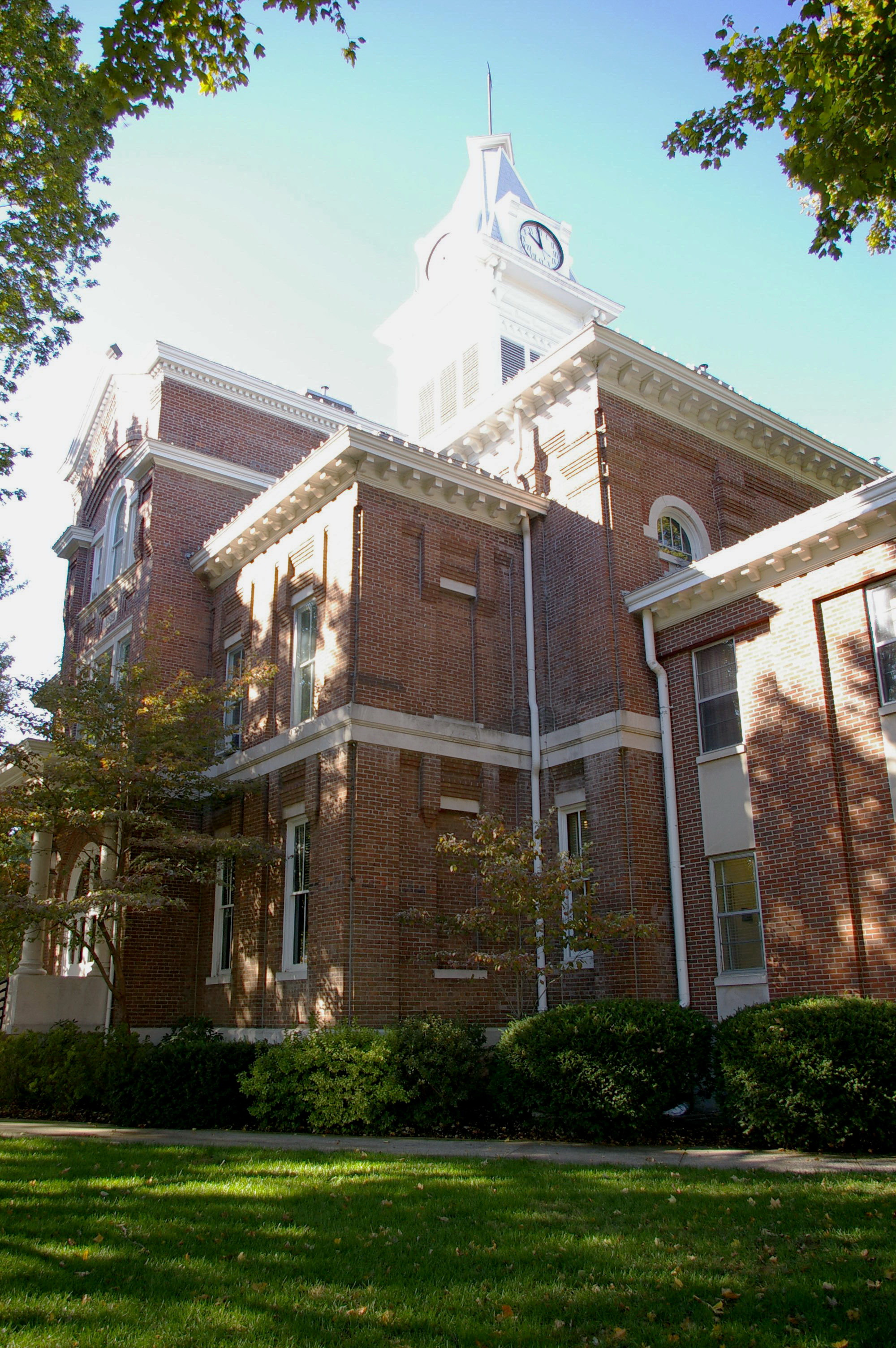 Simpson County Us Courthouses