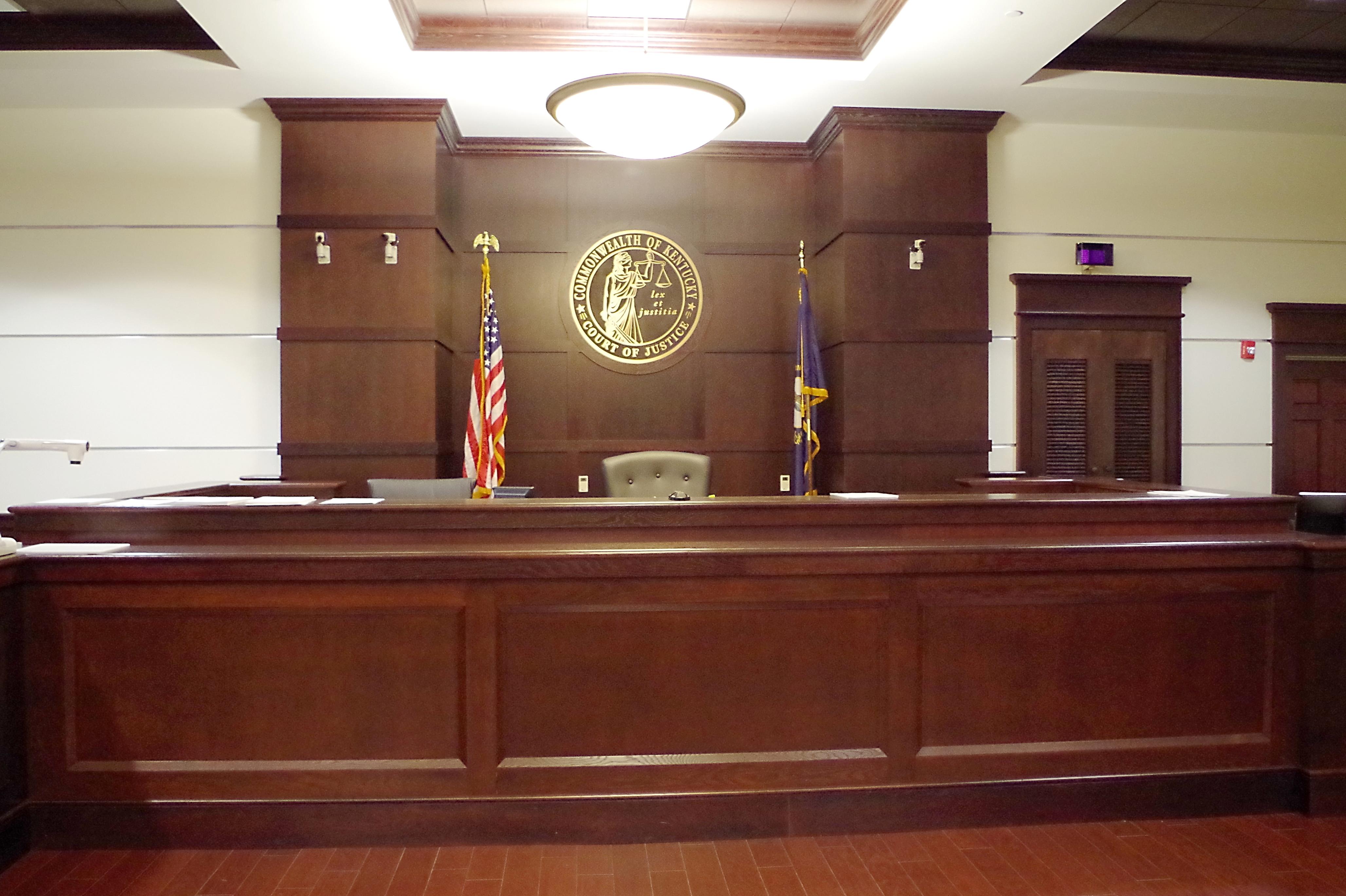 Morgan County Us Courthouses