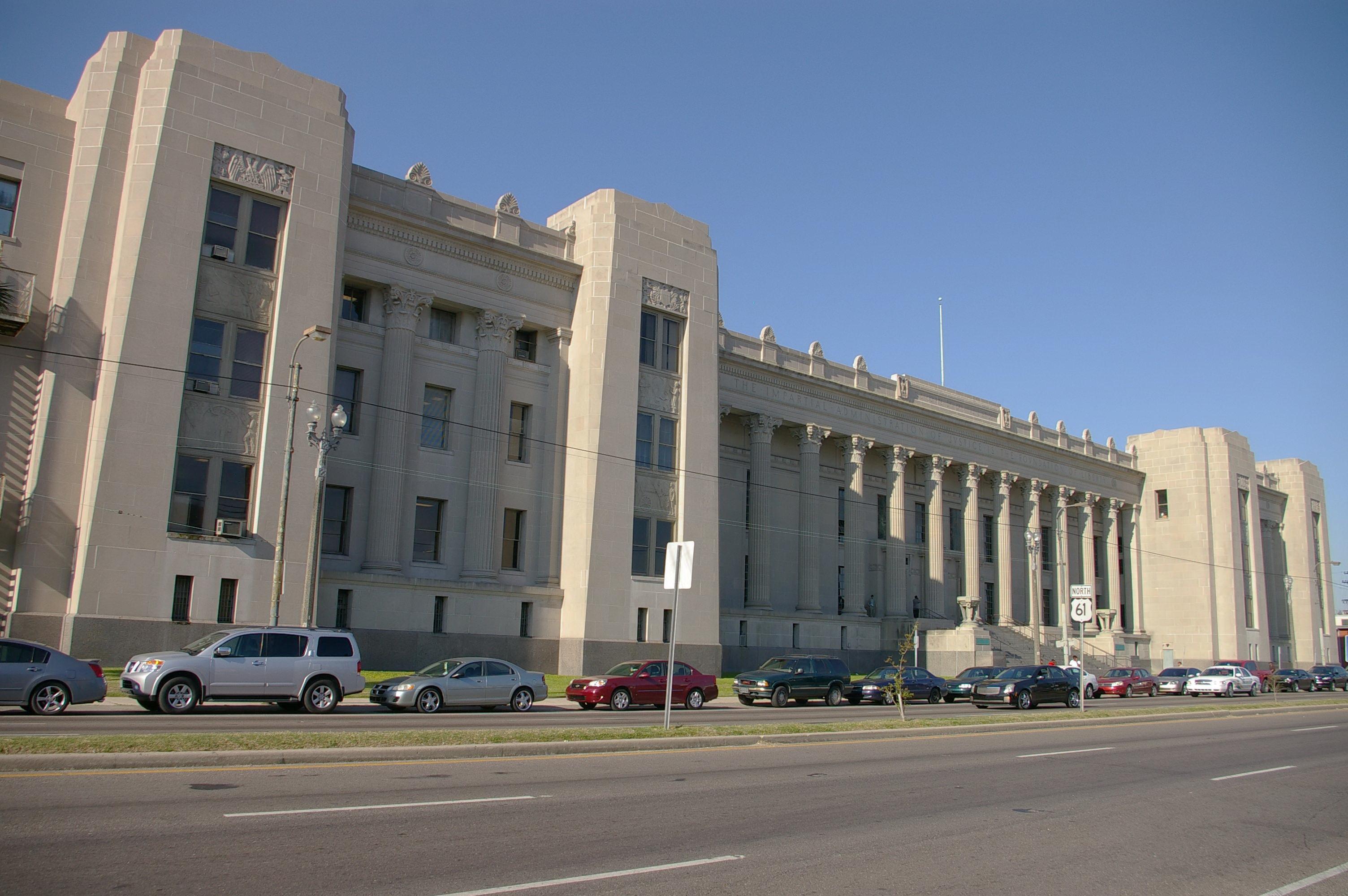 Orleans Parish Us Courthouses