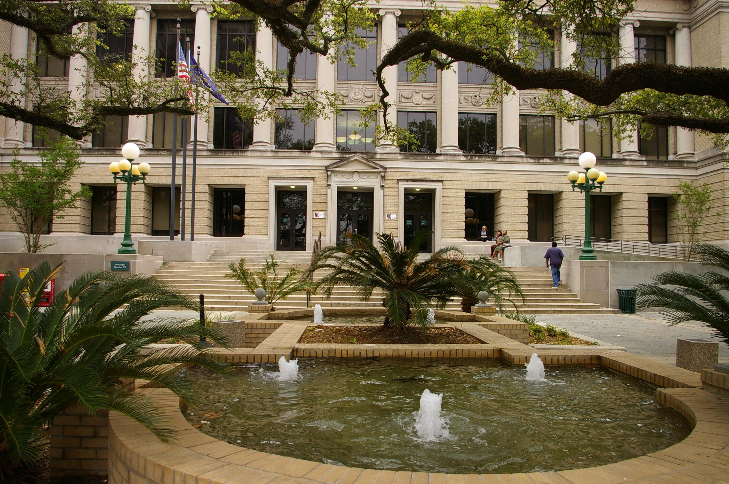 East Baton Rouge Parish Us Courthouses