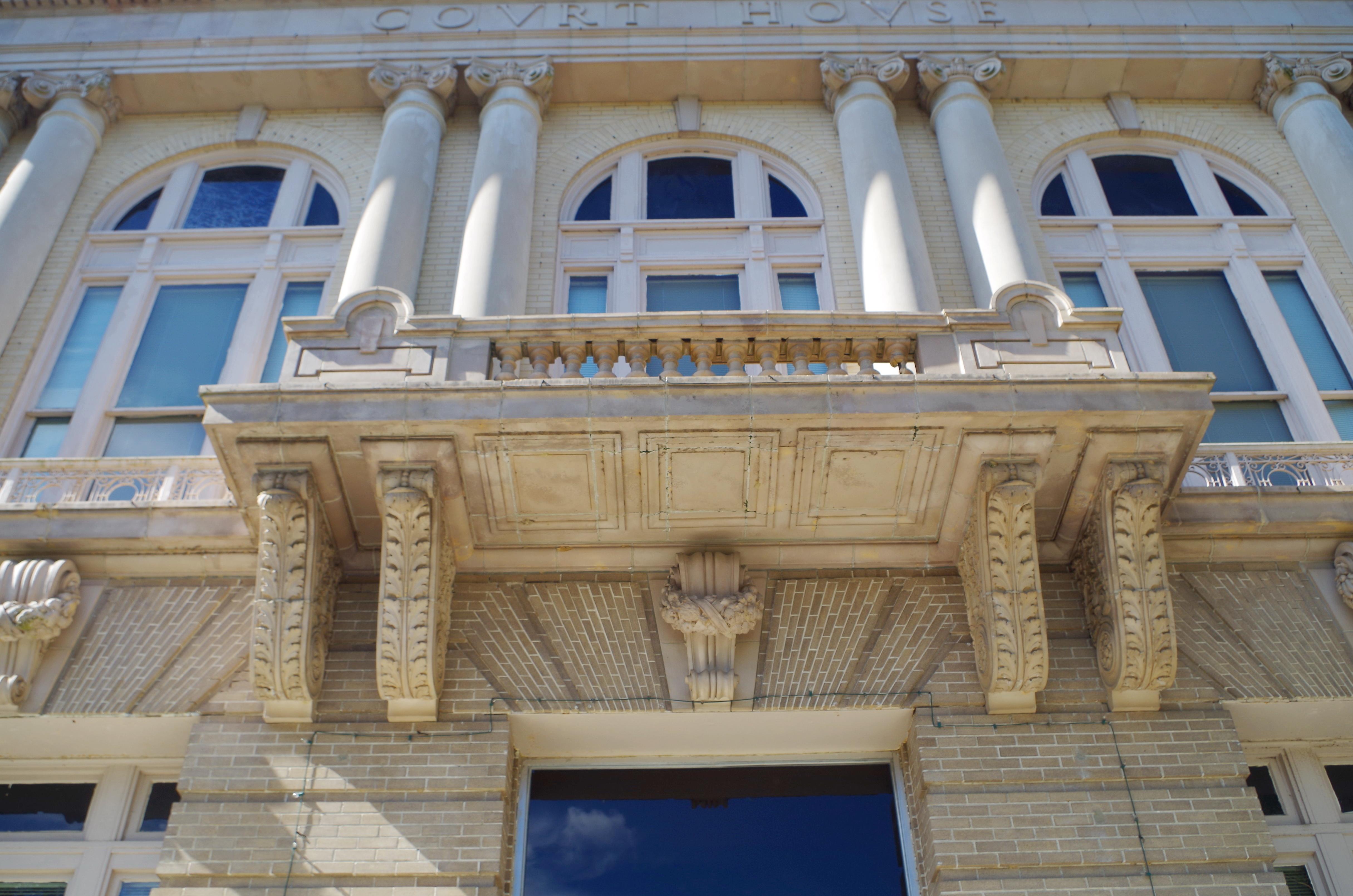 Allen Parish Us Courthouses